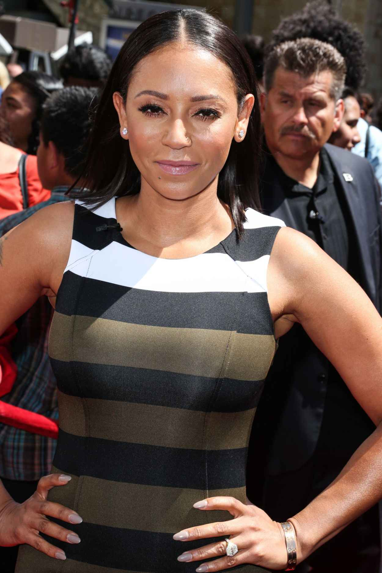 Melanie Brown - Americas Got Talent Season 10 Red Carpet Event in Hollywood-4