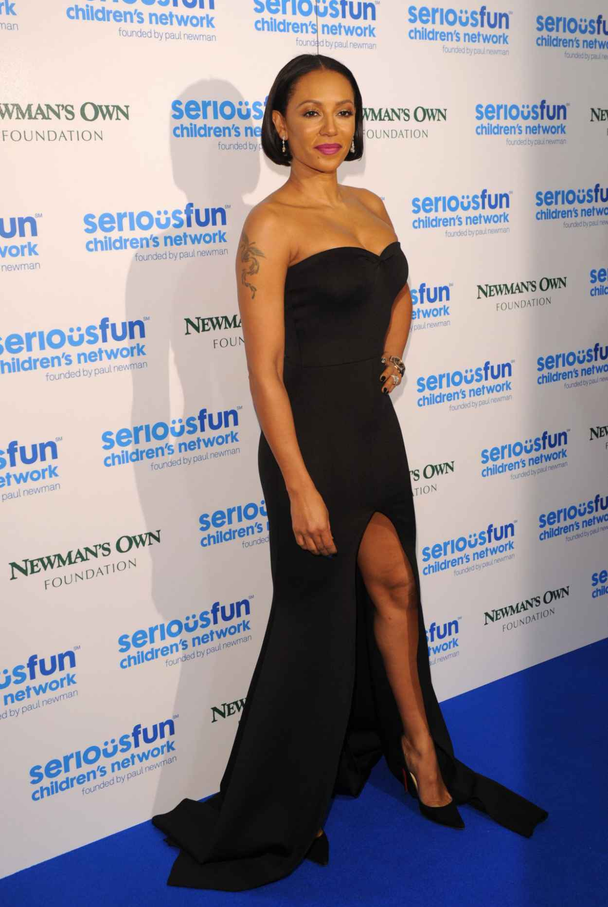 Melanie Brown - Serious Fun Gala in London - November 2015-1
