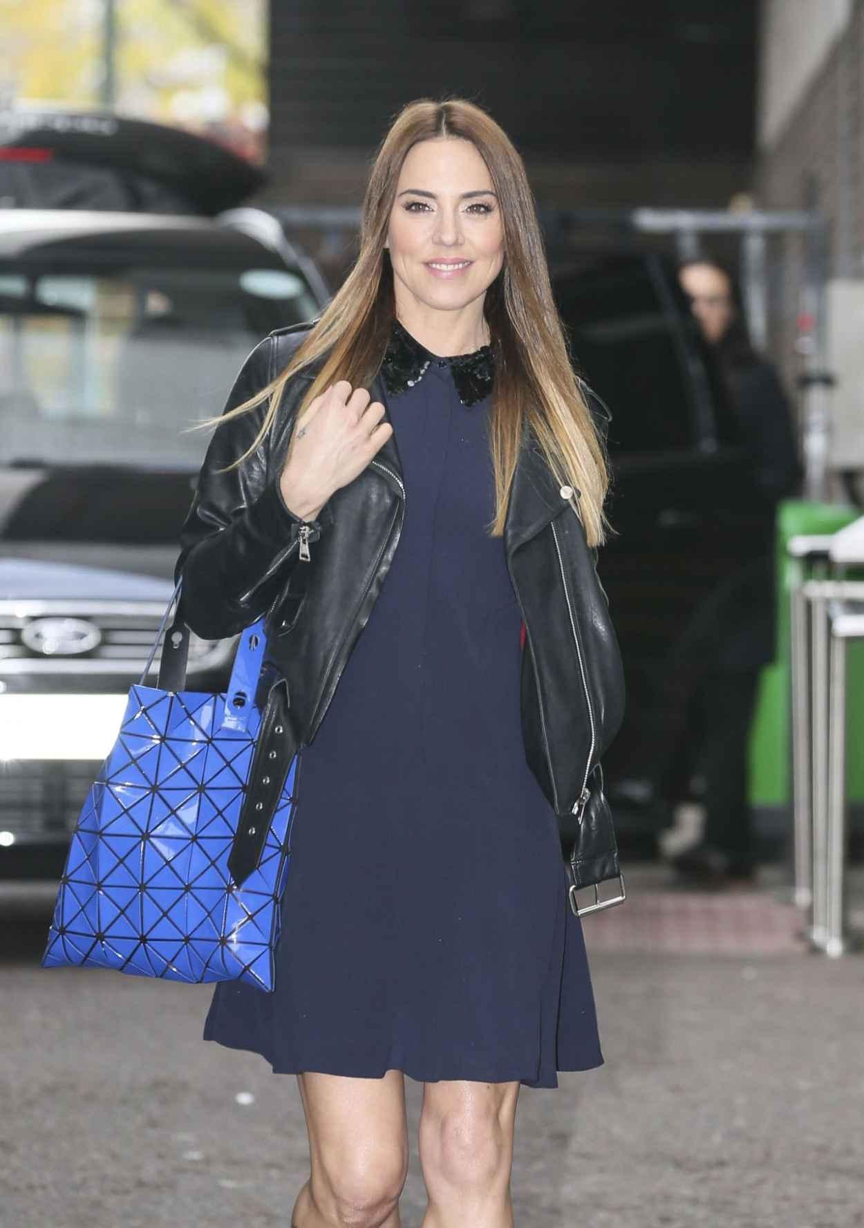 Melanie Chisholm Style - Seen at ITV Studios in London - November 2015-1