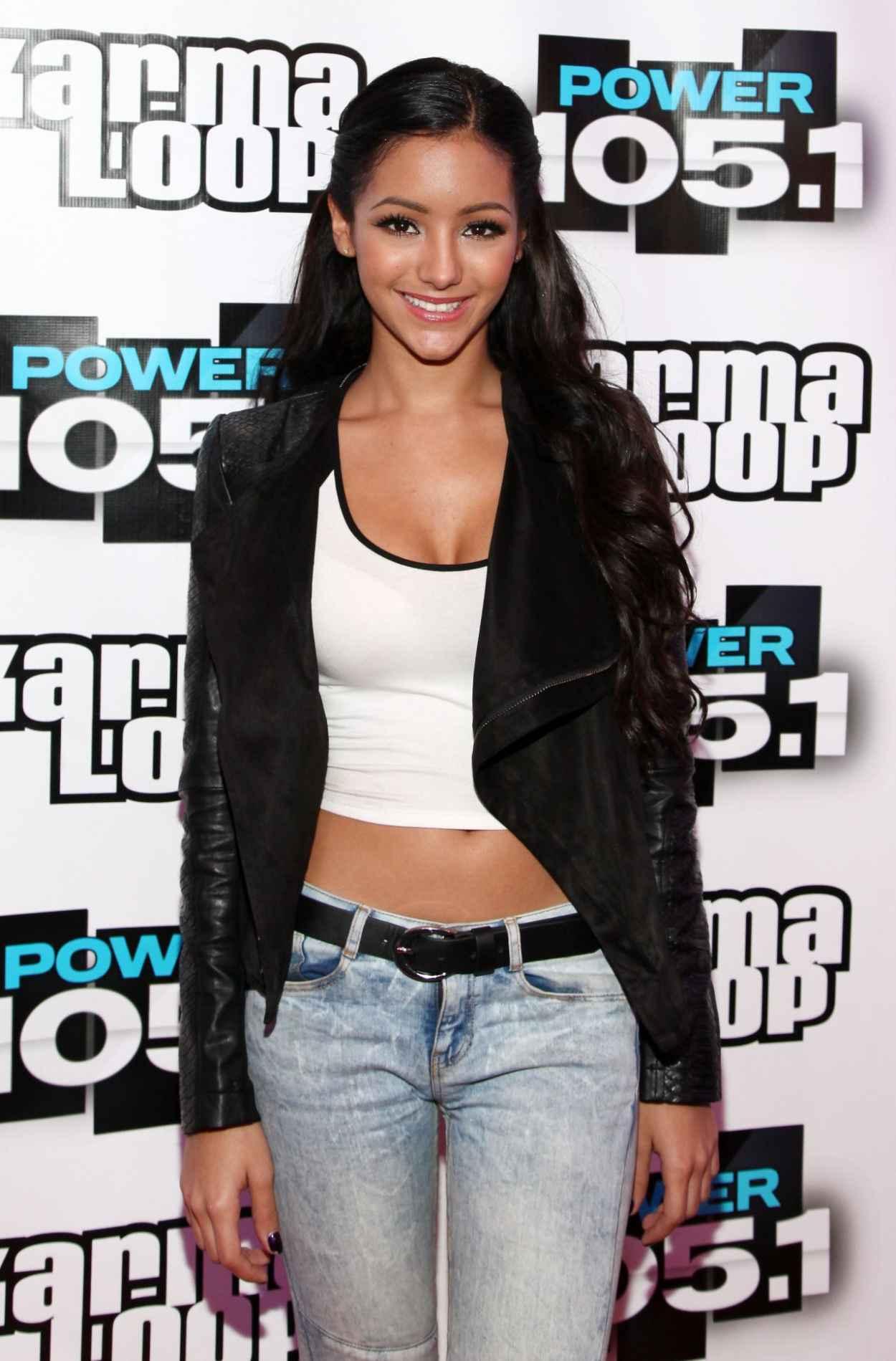 Melanie Iglesias at Power 105.1s Powerhouse 2015-1