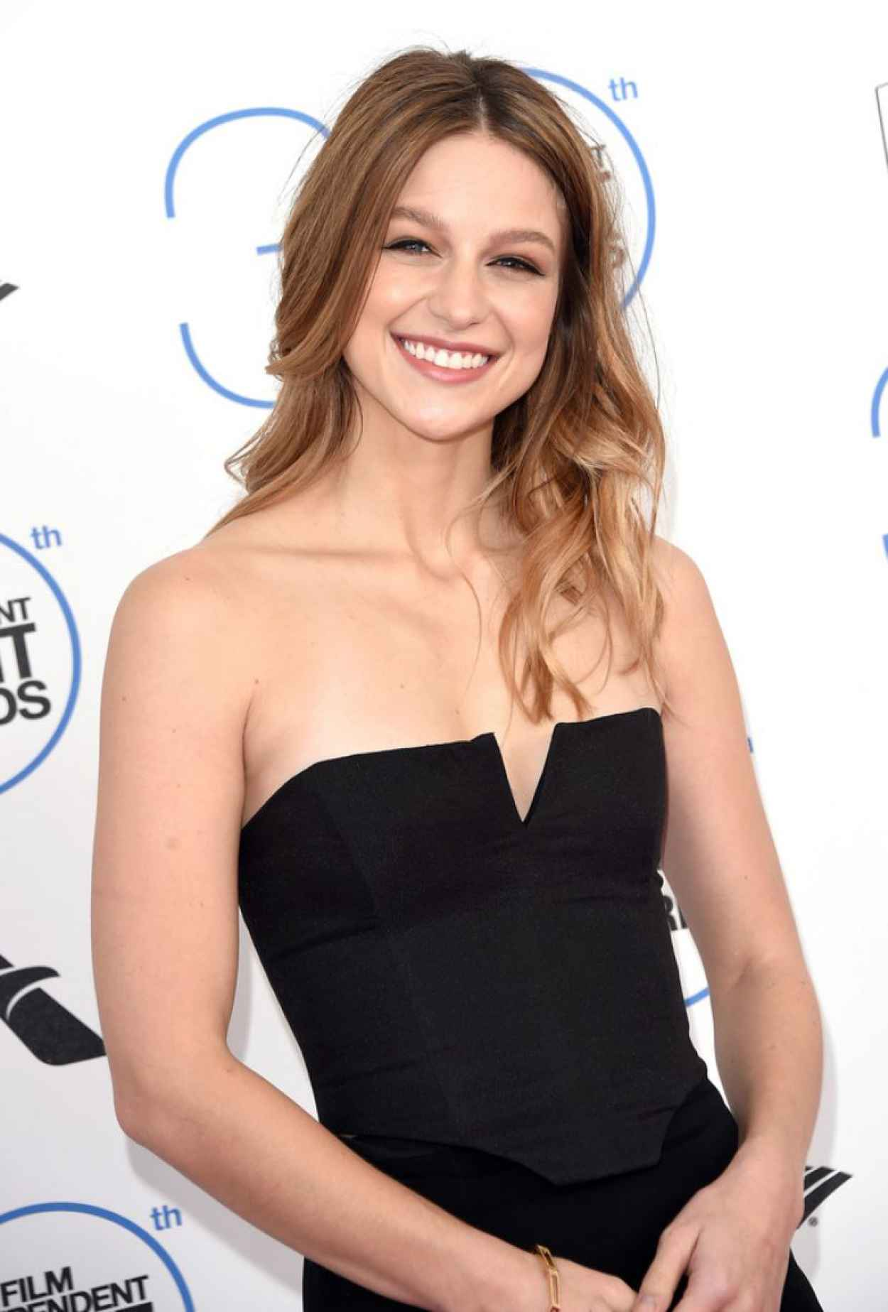 Melissa Benoist - 2015 Film Independent Spirit Awards in Santa Monica-1