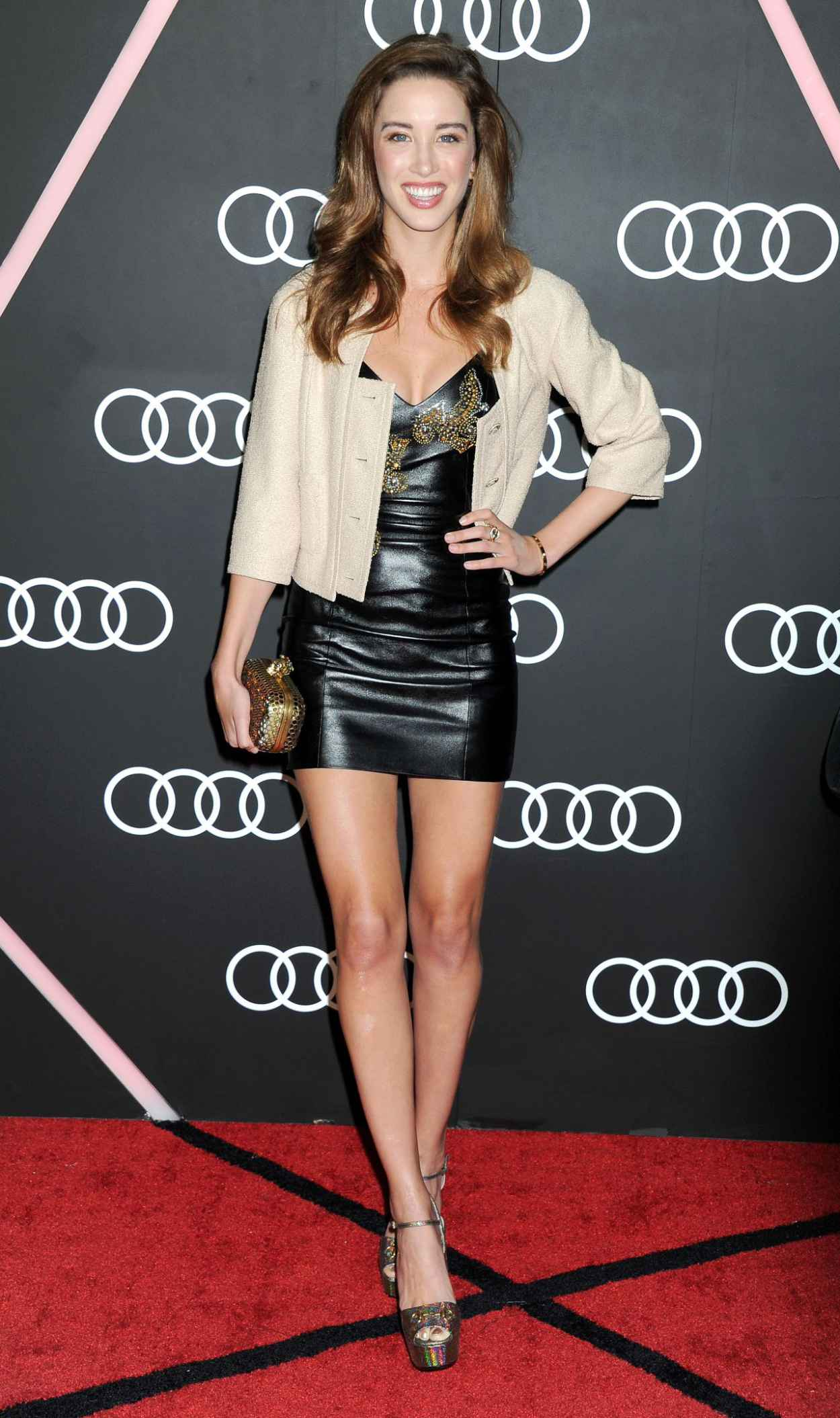 Melissa Bolona - Audi Celebrates The Golden Globes Weekend in Beverly Hills-1