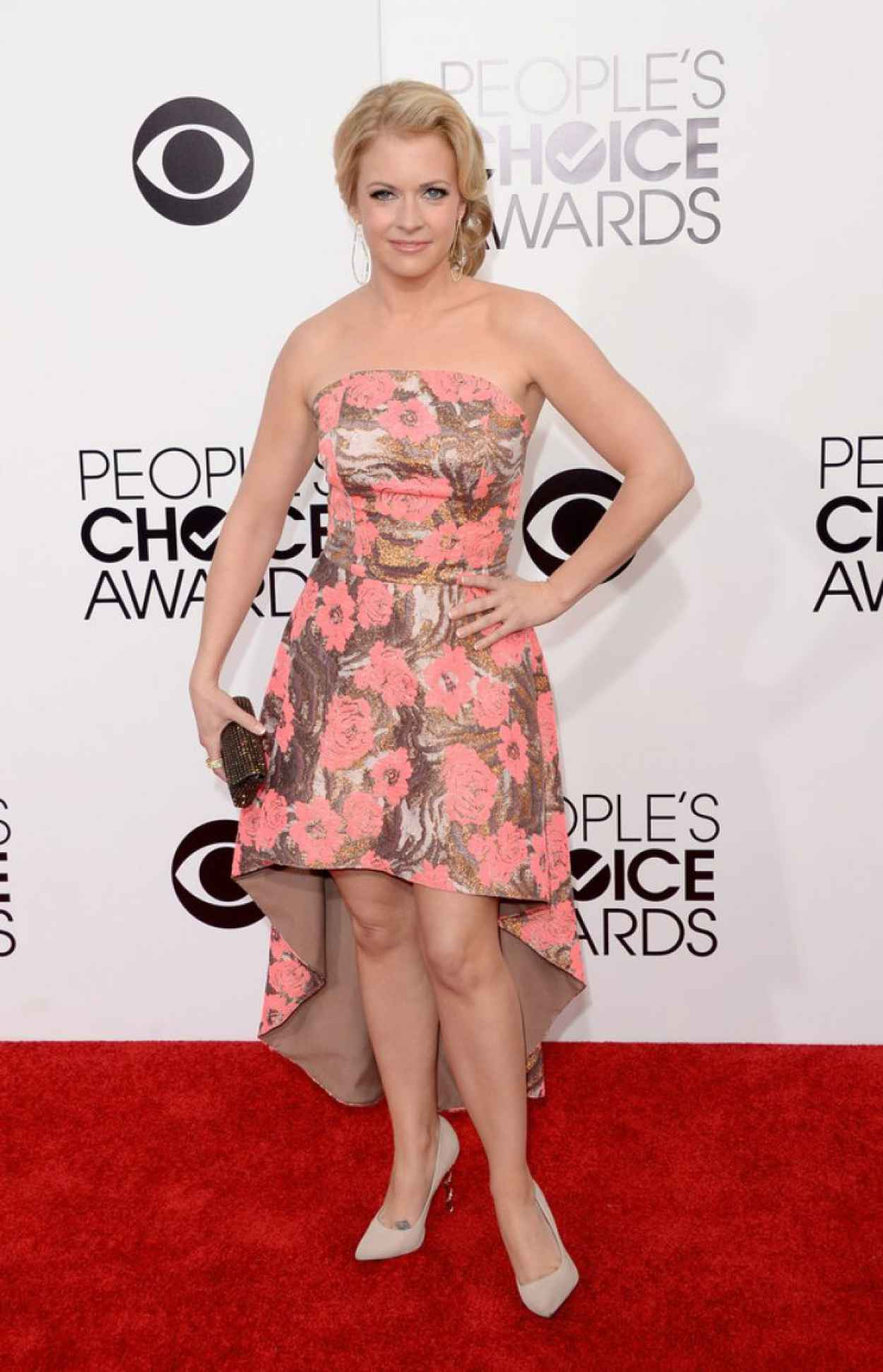 Melissa Joan Hart - 2015 Peoples Choice Awards-1