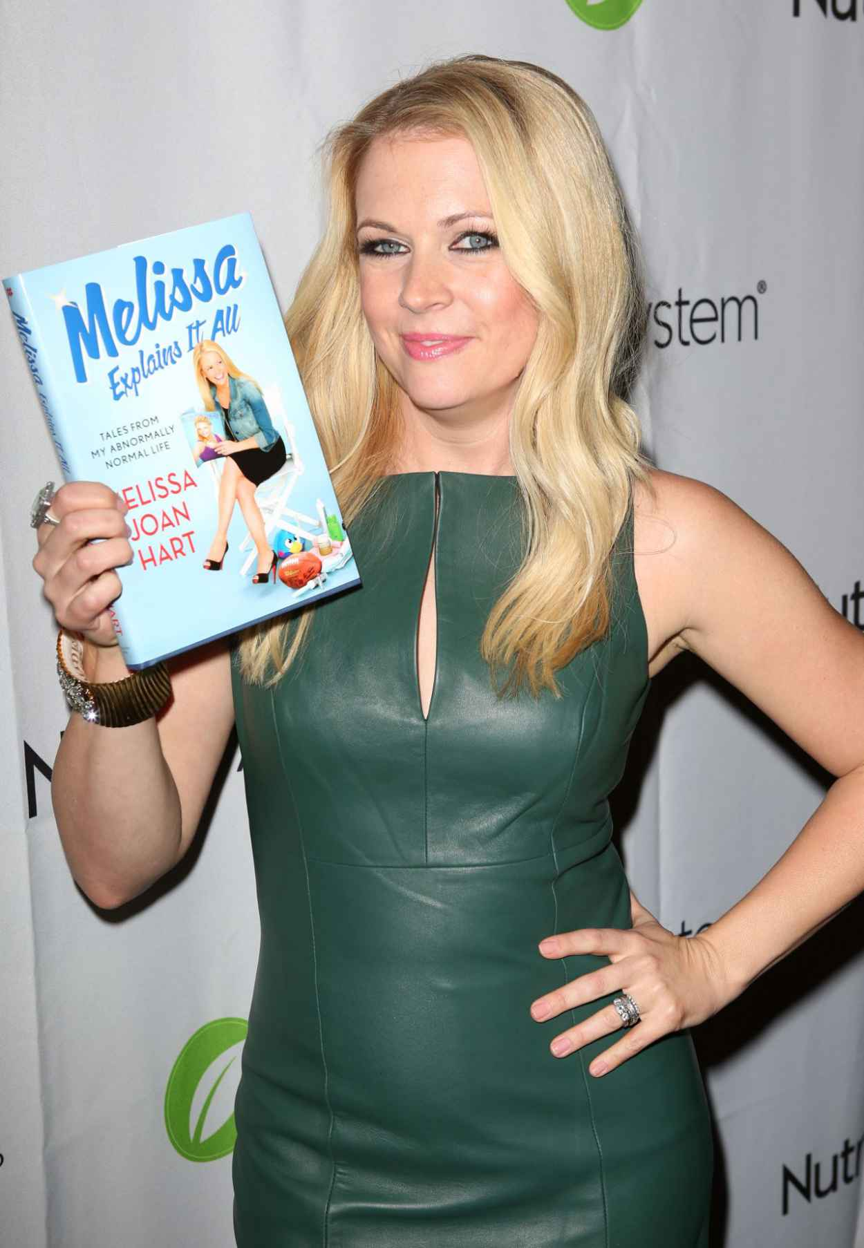 Melissa Joan Hart at Book launch Party in New York-1