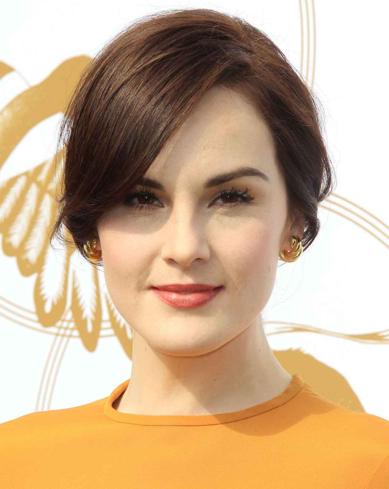 Michelle Dockery - Gold and Glamour Event - Los Angeles January 2015-1