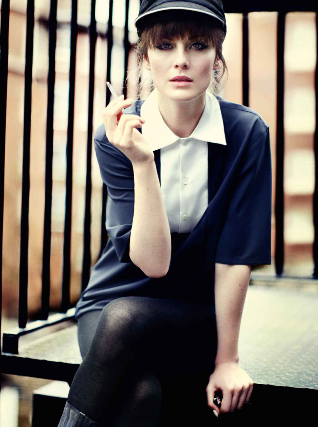 Michelle Dockery Photoshoot by Boo George - Interview November 2012-1