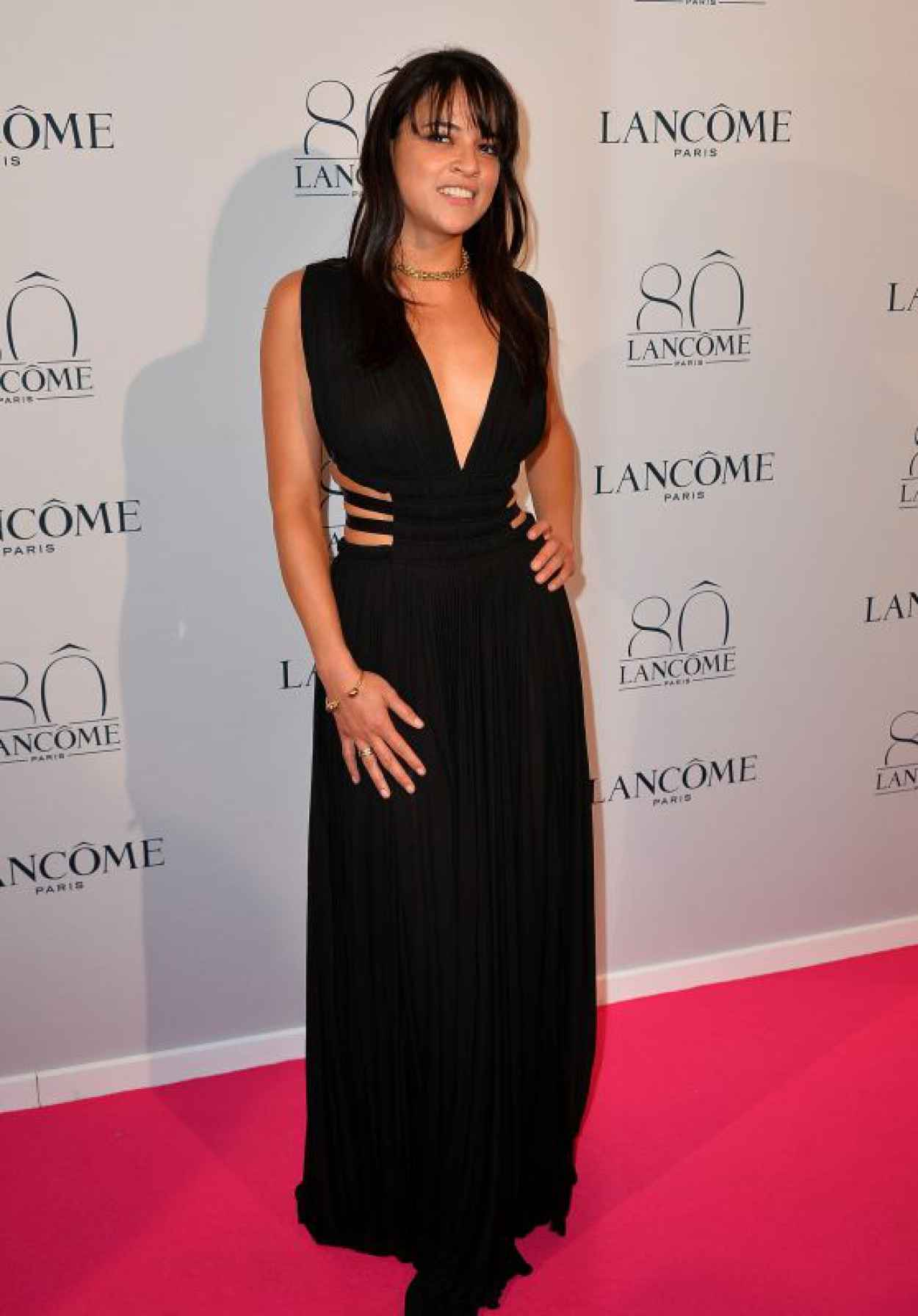 Michelle Rodriguez - Lancome Celebrates 80 Years of Beauty Party in Paris-1