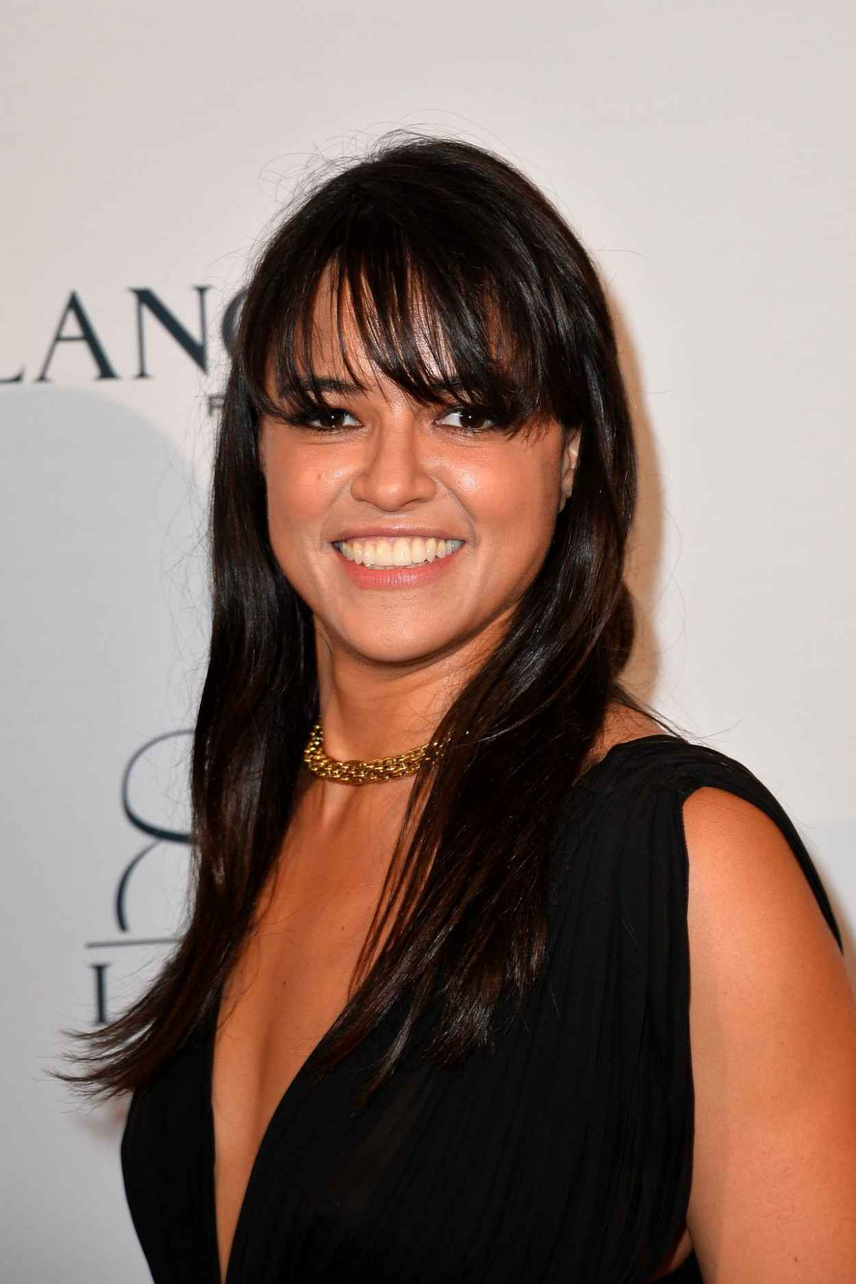 Michelle Rodriguez - Lancome Celebrates 80 Years of Beauty Party in Paris-2