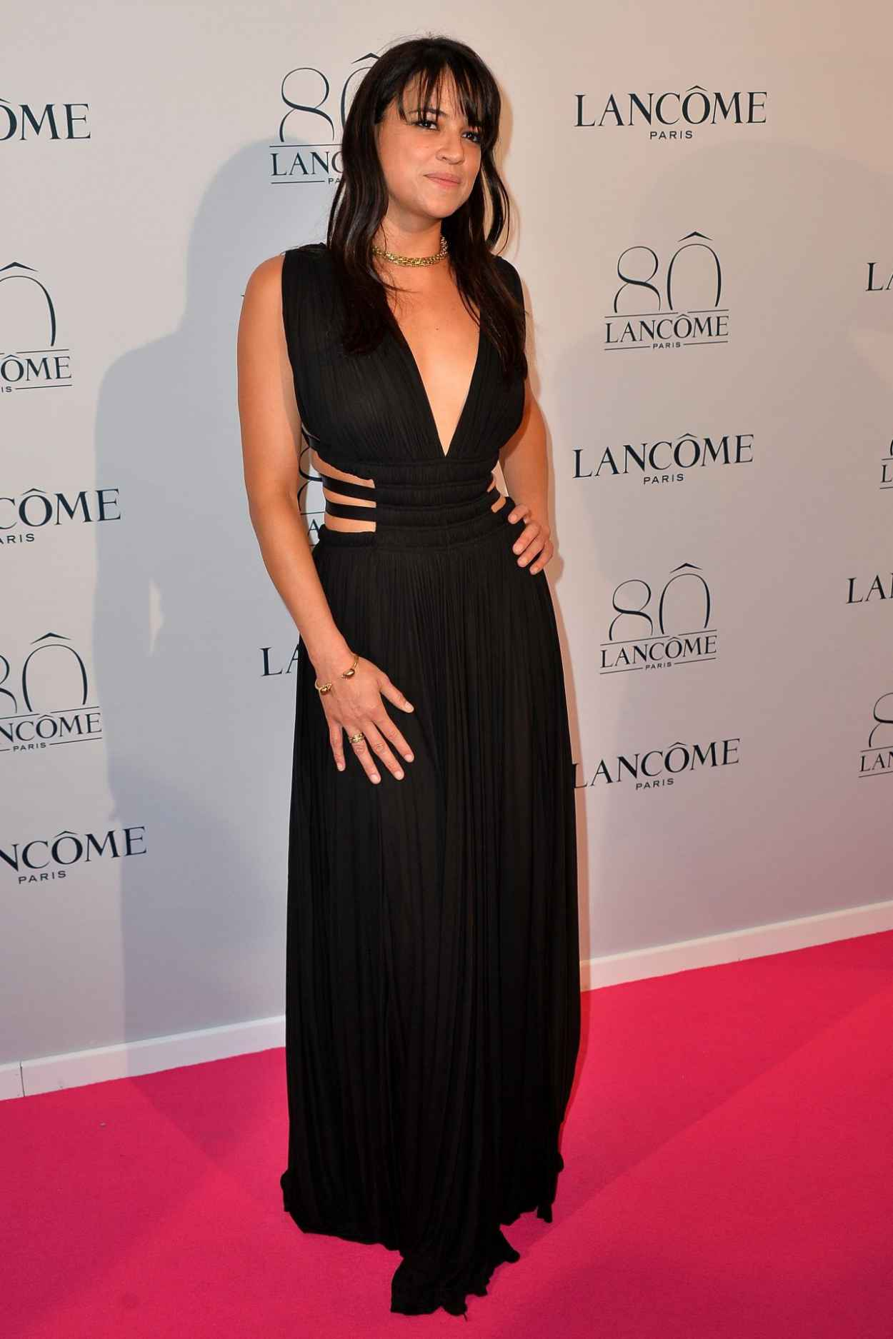 Michelle Rodriguez - Lancome Celebrates 80 Years of Beauty Party in Paris-3