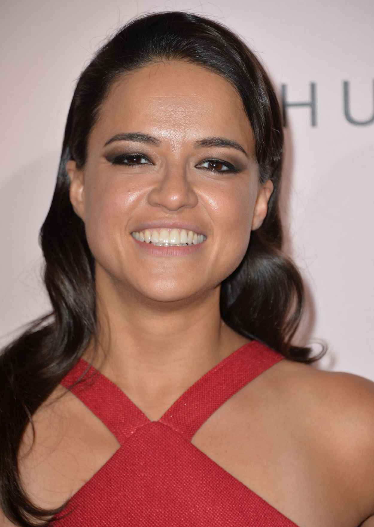 Michelle Rodriguez - Viktor&Rolf FlowerBomb Fragrance 10th Anniversary Party in Paris-2