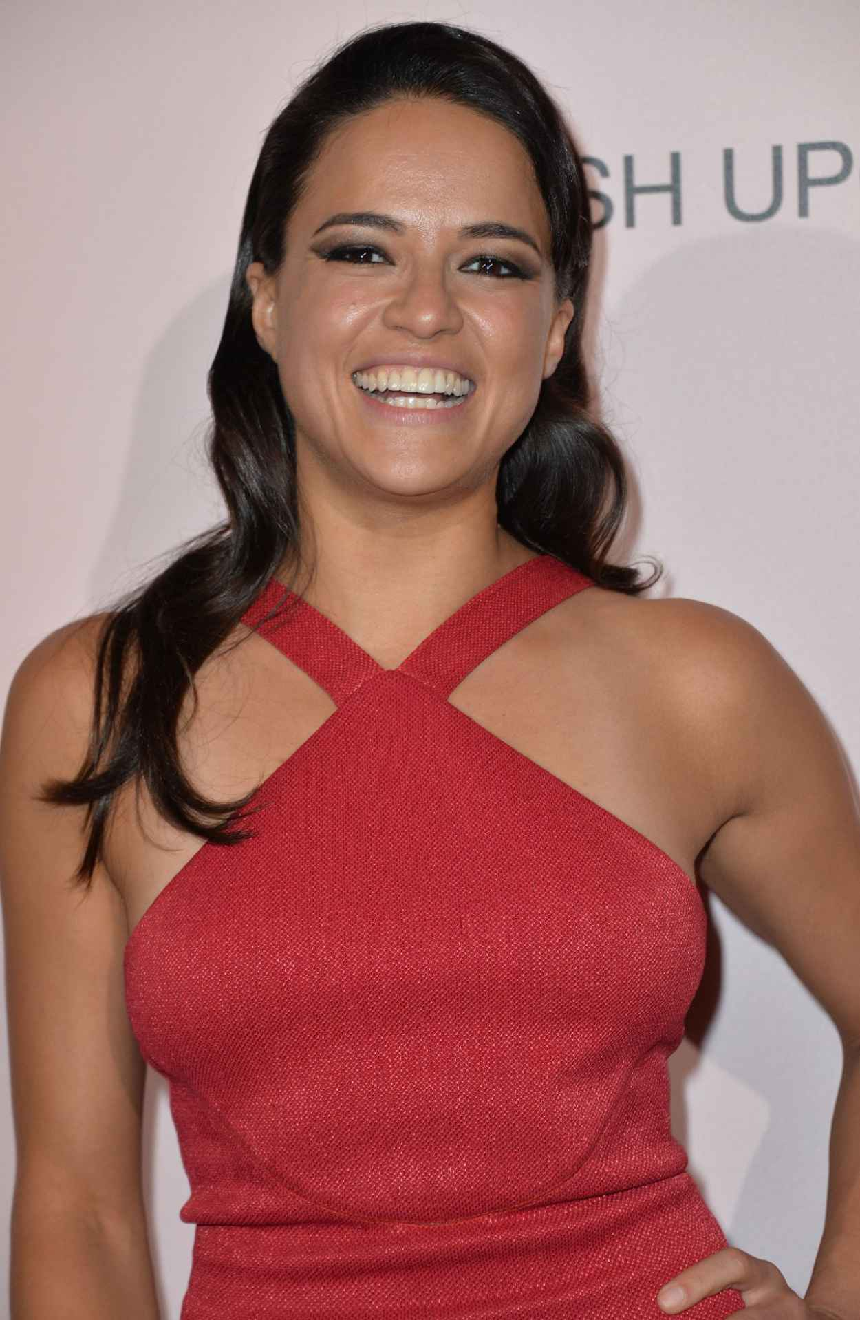 Michelle Rodriguez - Viktor&Rolf FlowerBomb Fragrance 10th Anniversary Party in Paris-4