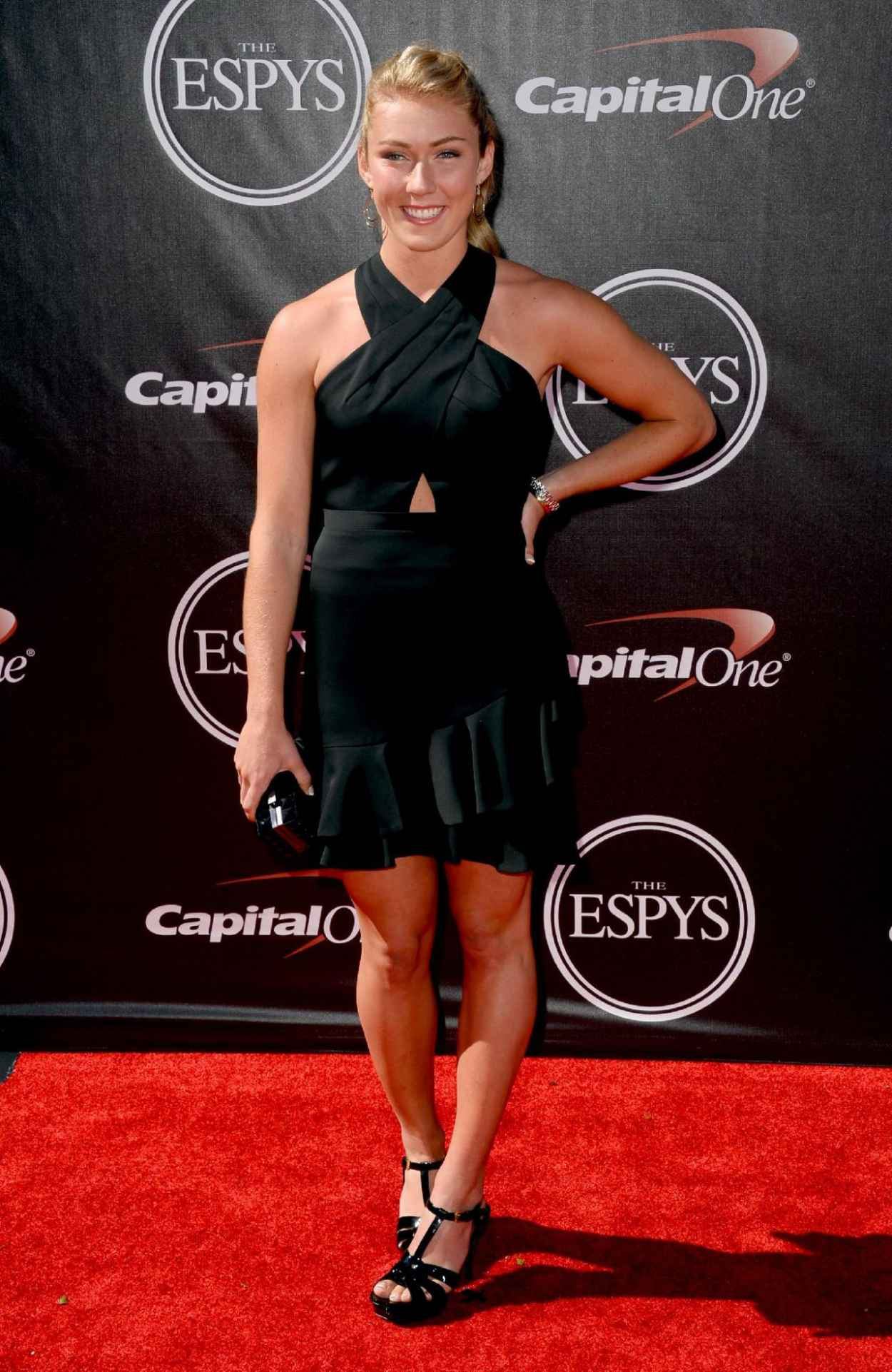 Mikaela Shiffrin - ESPY Awards 2015-1