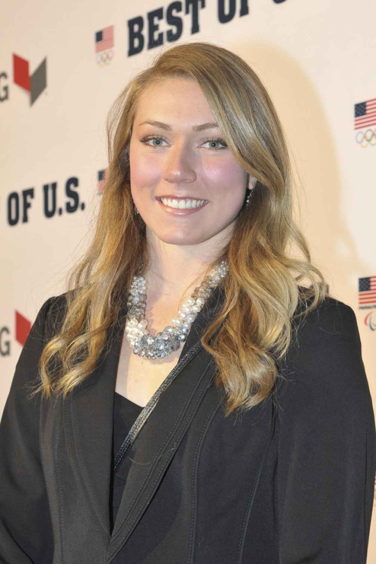 Mikaela Shiffrin - USOCs Best of US Awards 2015 in Washington-1