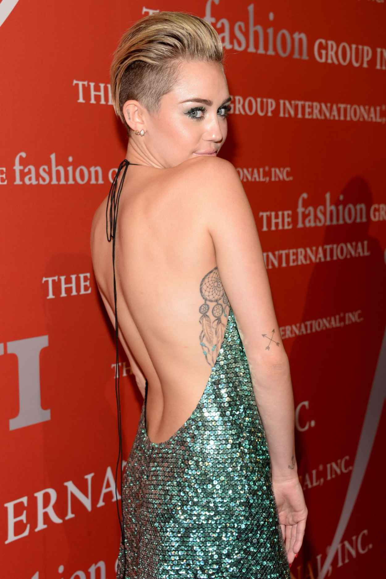 Miley Cyrus - 30th Annual Night Of Stars in New York City-1