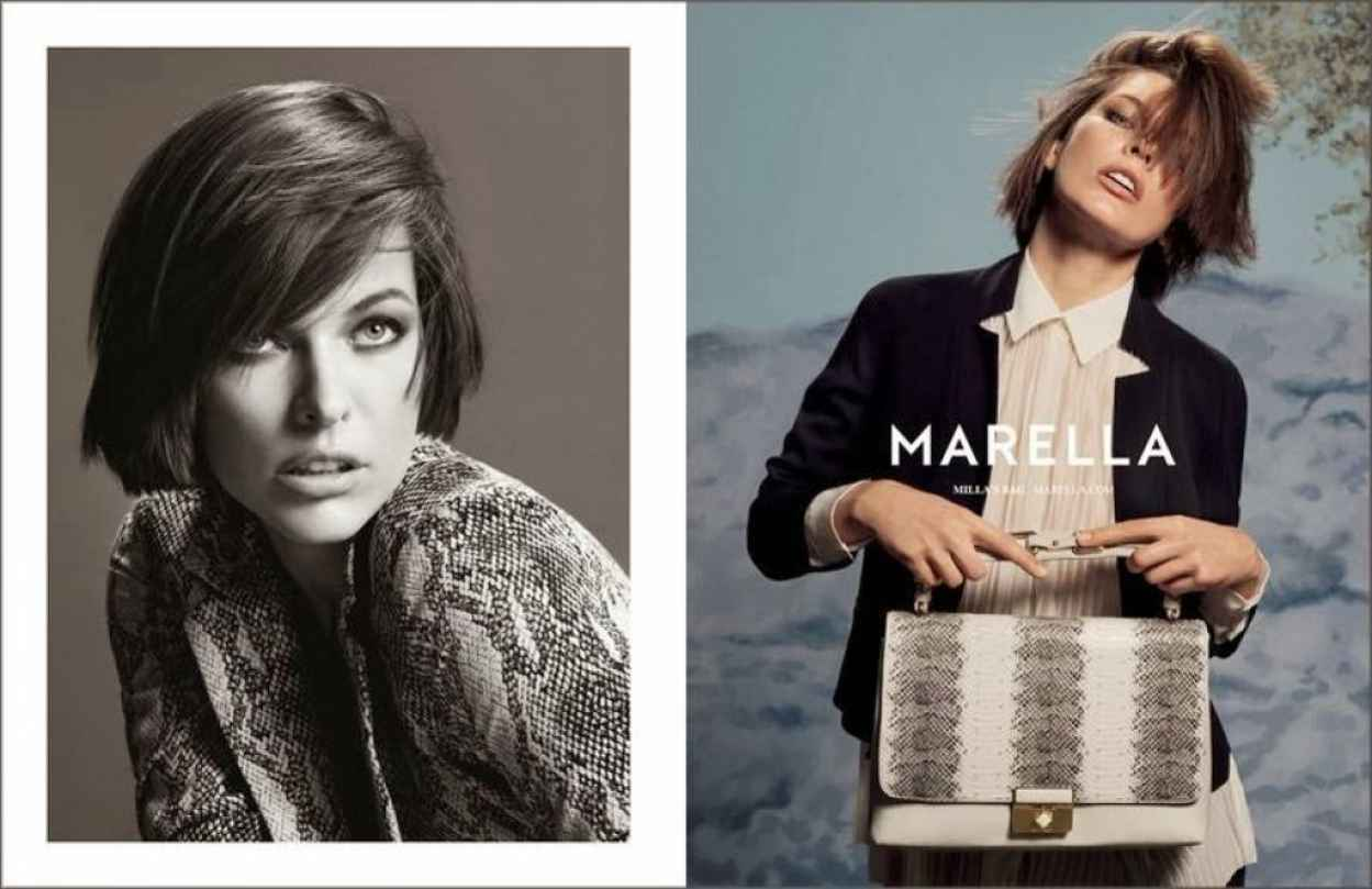 Milla Jovovich - Marella Summer 2015 - Photoshoot by Inez & Vinoodh-1