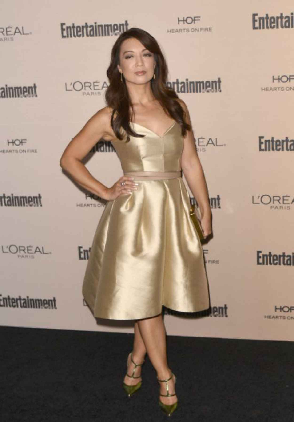 Ming-Na Wen - 2015 Entertainment Weekly Pre-Emmy Party-1