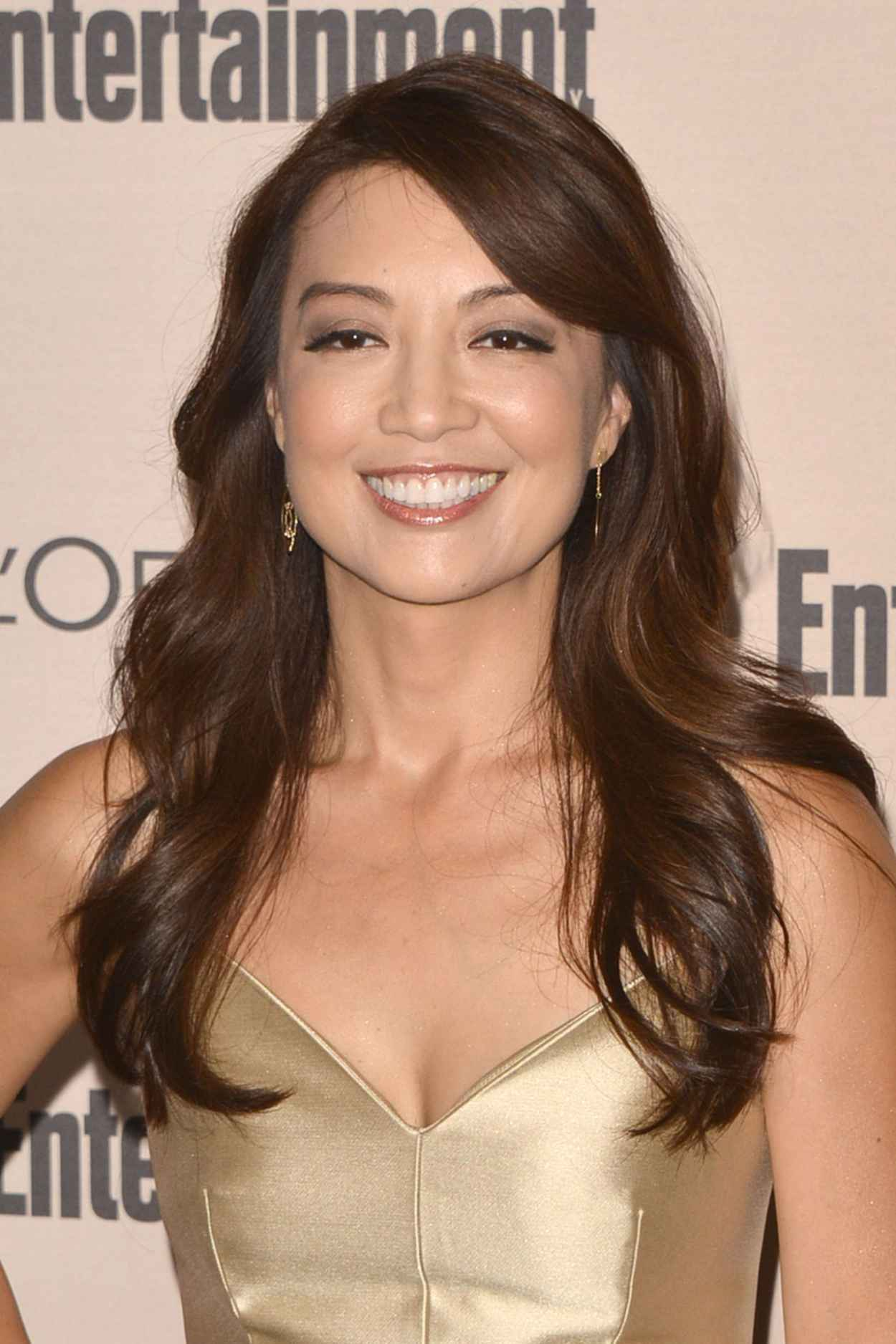 Ming-Na Wen - 2015 Entertainment Weekly Pre-Emmy Party-2