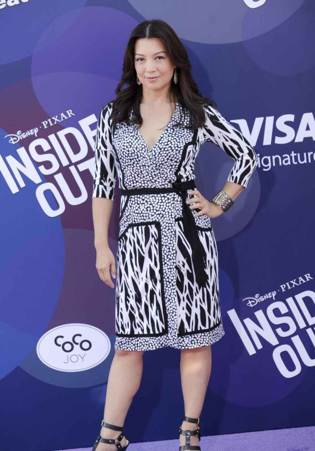 Ming-Na Wen - Disney/Pixars Inside Out Premiere in Hollywood-1