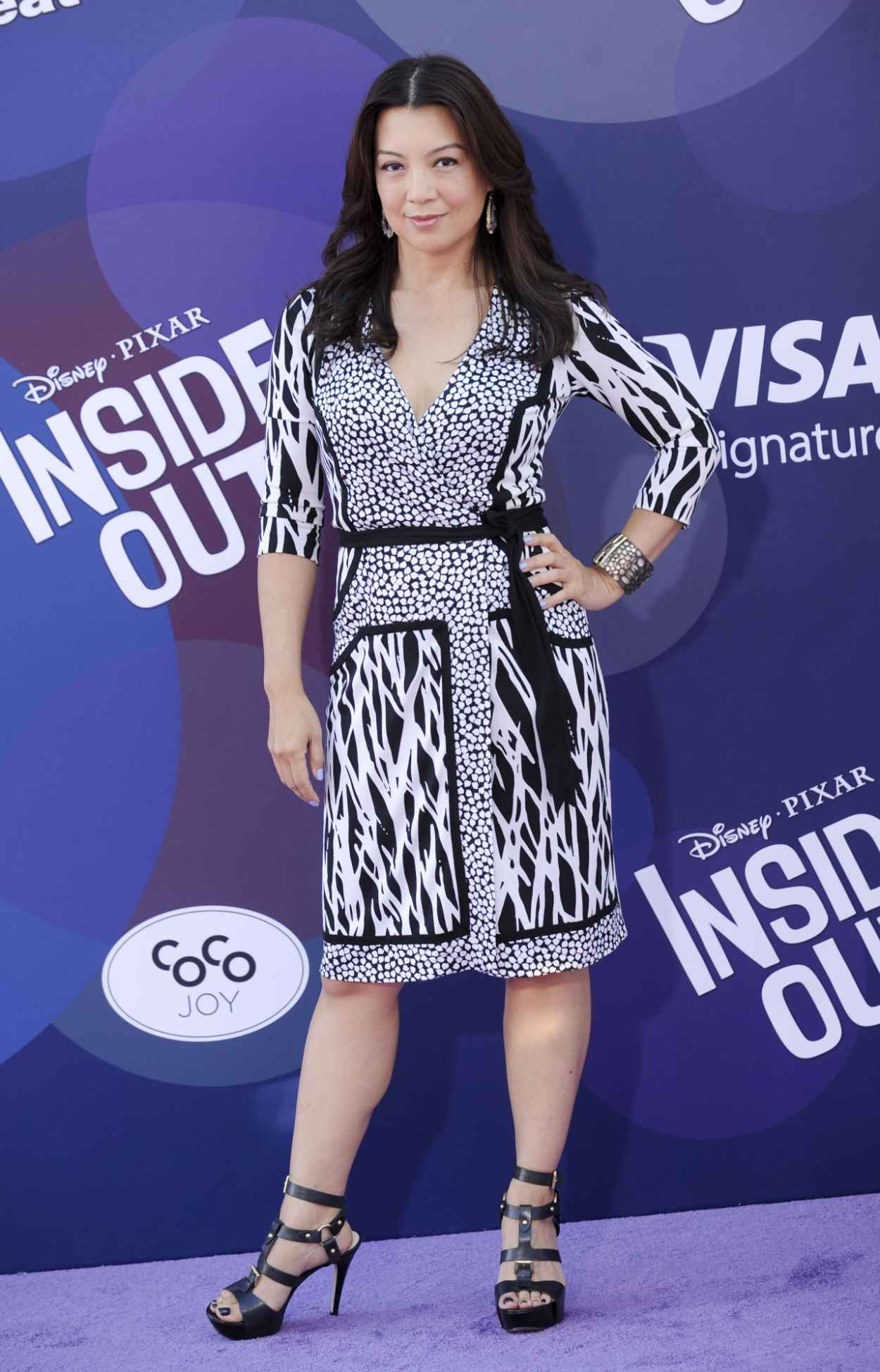 Ming-Na Wen - Disney/Pixars Inside Out Premiere in Hollywood-5