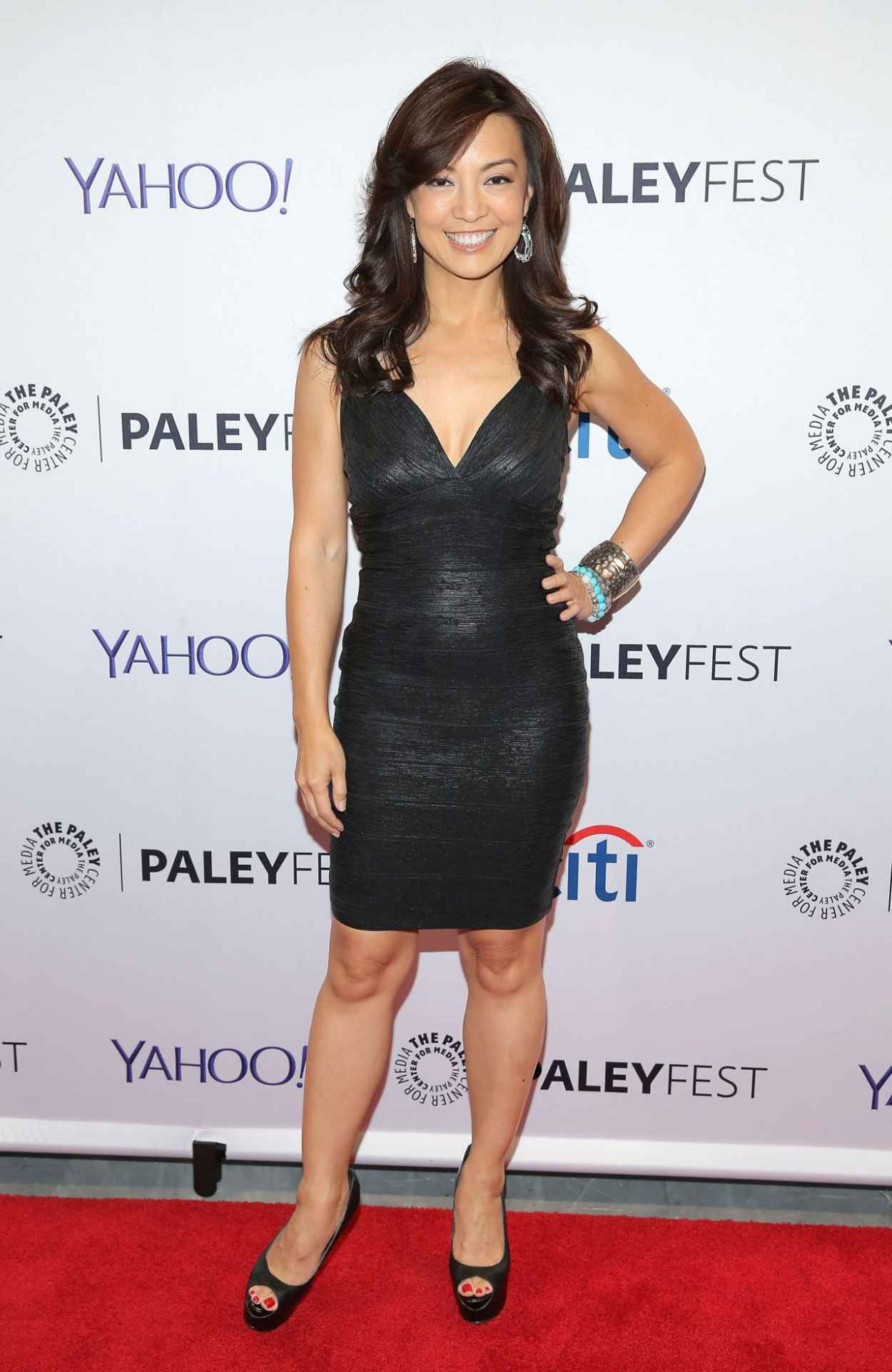Ming-Na Wen - Marvels Agents of SHIELD Paleyfest Event in New York City - October 2015-1