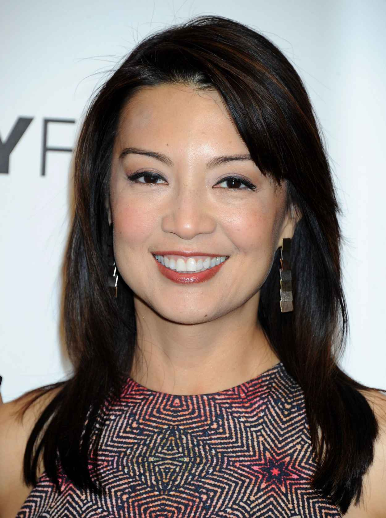 Ming-Na Wen - PaleyFest An Evening With -The Agents of Shield- - March 2015-1