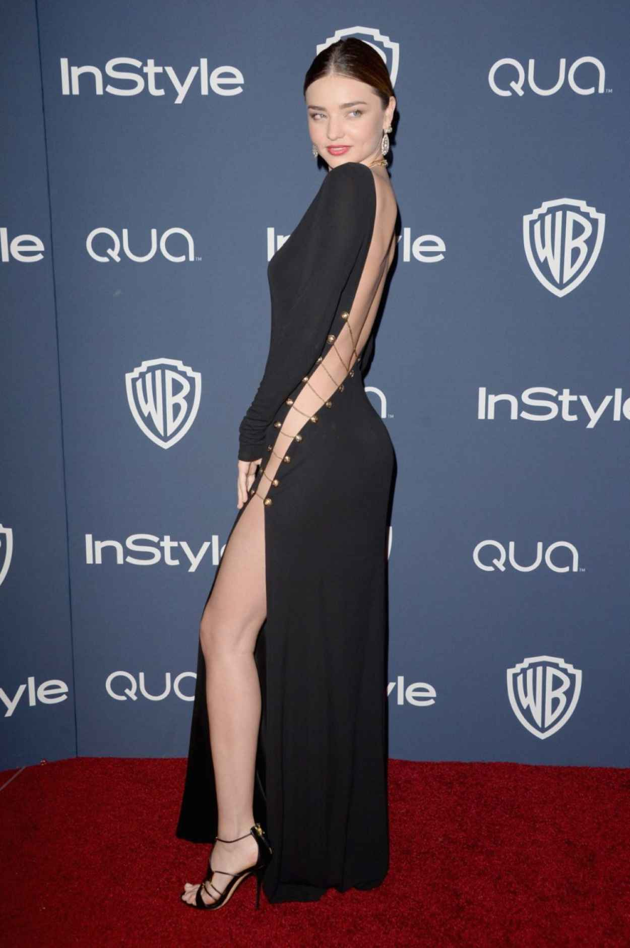 Miranda Kerr - 2015 Golden Globes After Party in Beverly Hills-1