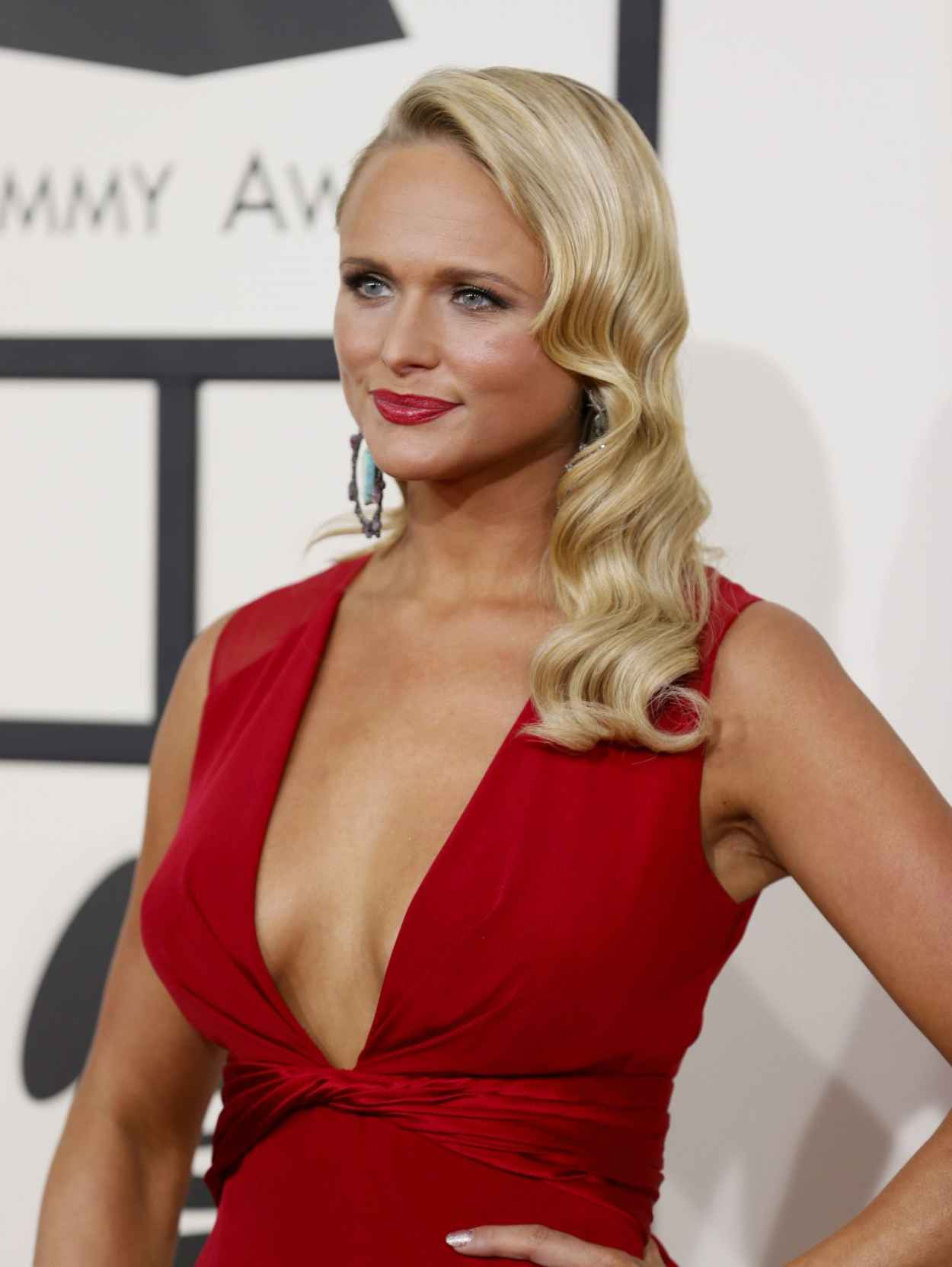 Miranda Lambert - 56th Annual Grammy Awards - January 2015-1