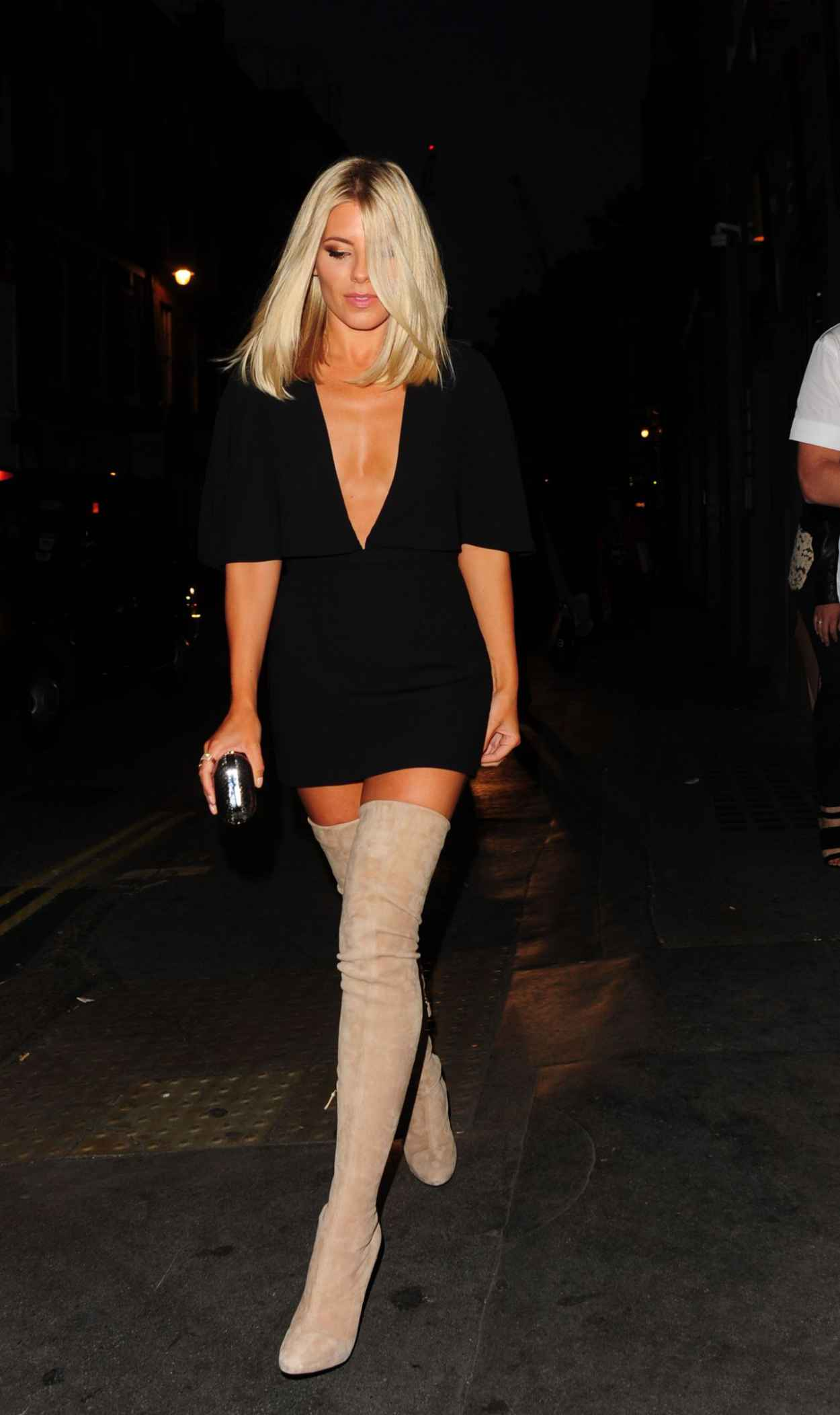 Mollie King - Notion Magazine X Swatch Issue 70 Launch Party in London-4