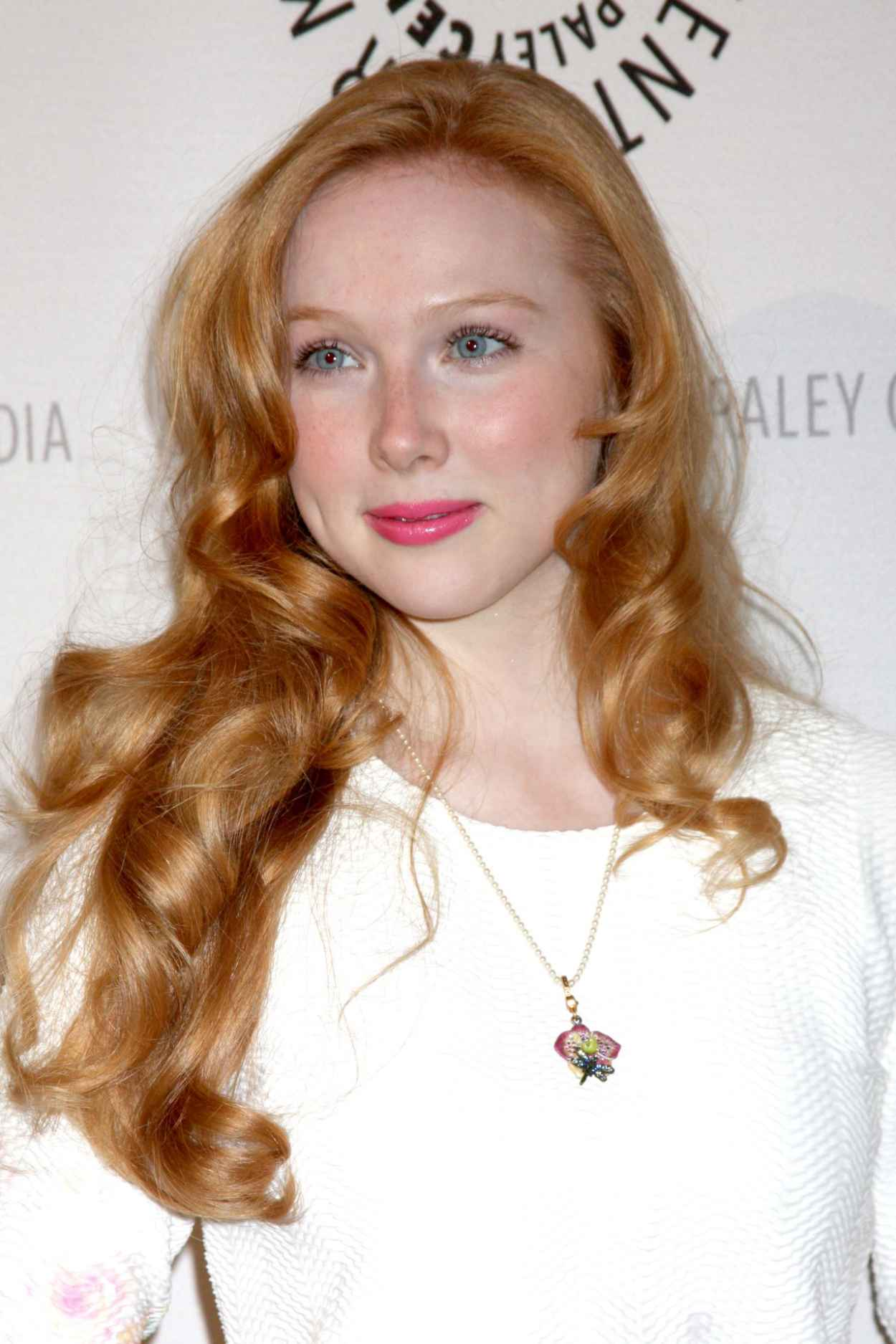 Molly Quinn - PaleyFest An Evening with Castle Event in Beverly Hills-1