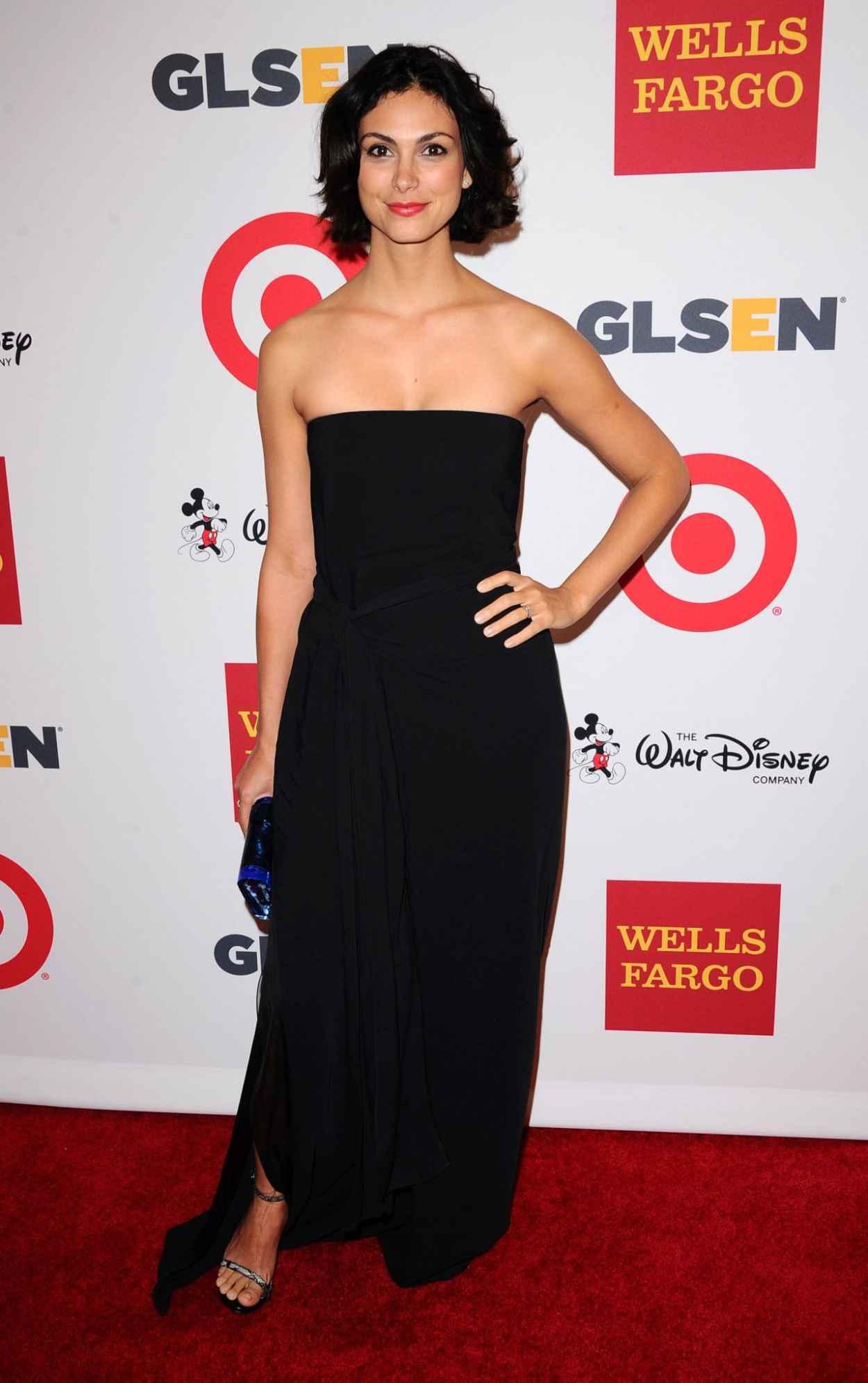 Morena Baccarin - 2015 GLSEN Respect Awards in Beverly Hills-1