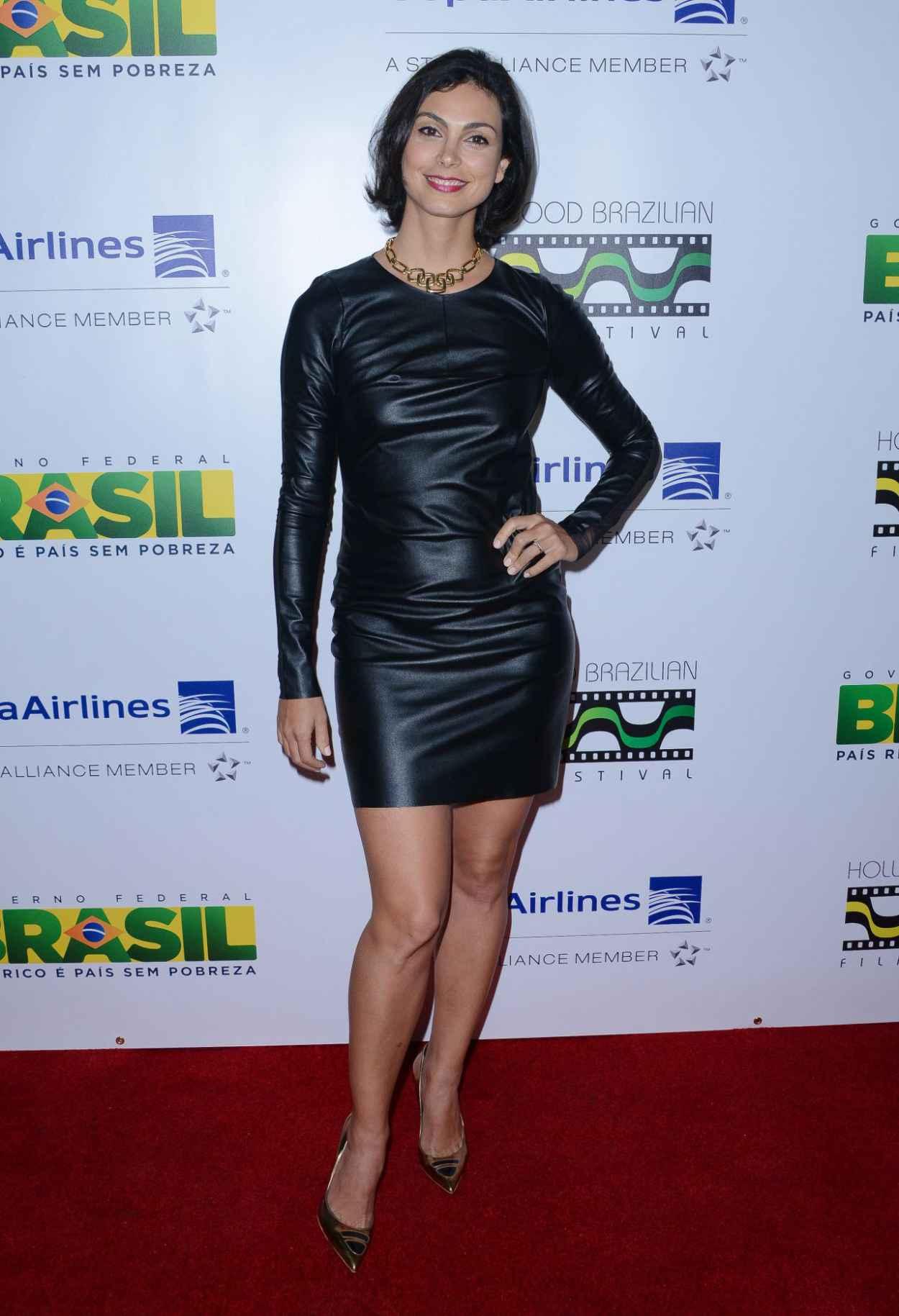 Morena Baccarin - 2015 Hollywood Brazilian Film Festival Opening Night Gala-1
