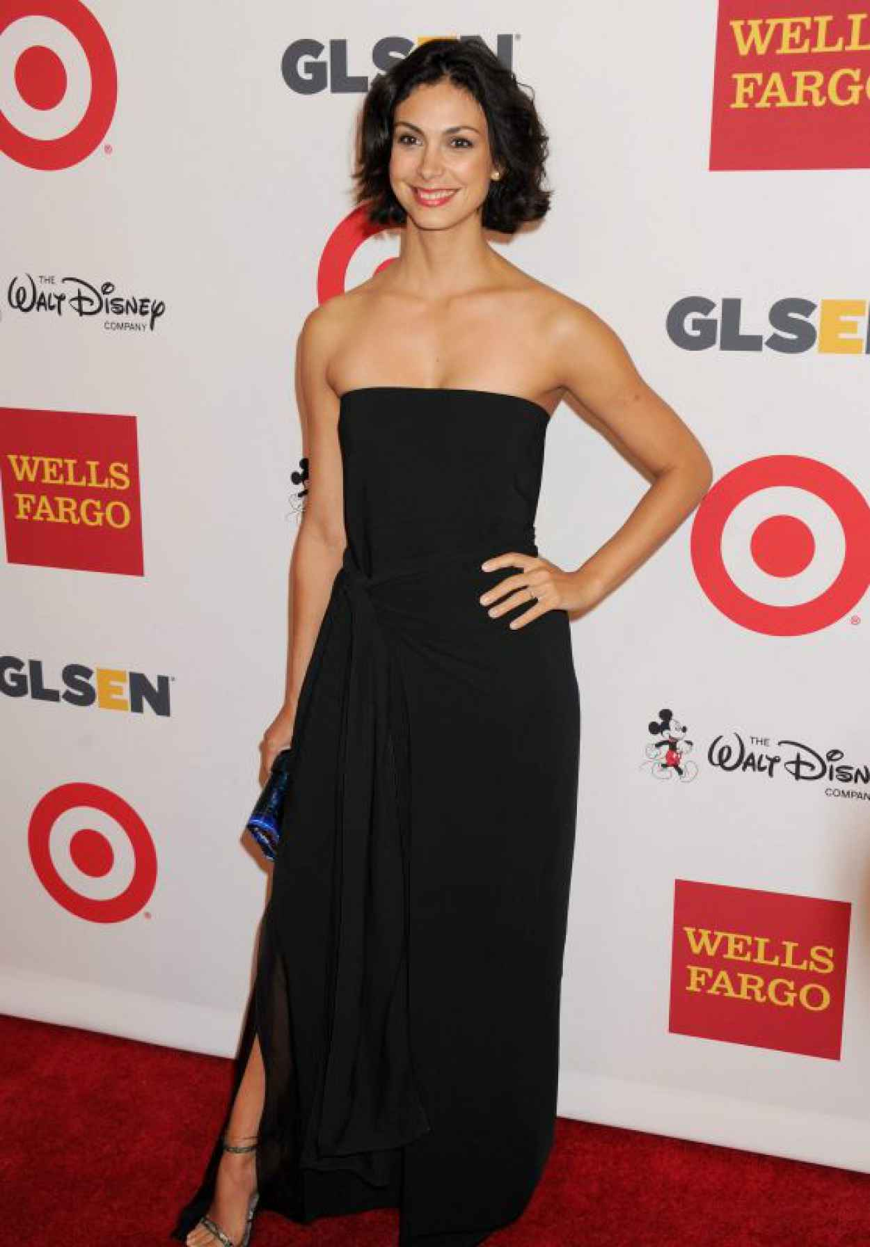 Morena Baccarin - 2015 GLSEN Respect Awards at the Regent Beverly Wilshire, October 2015-1