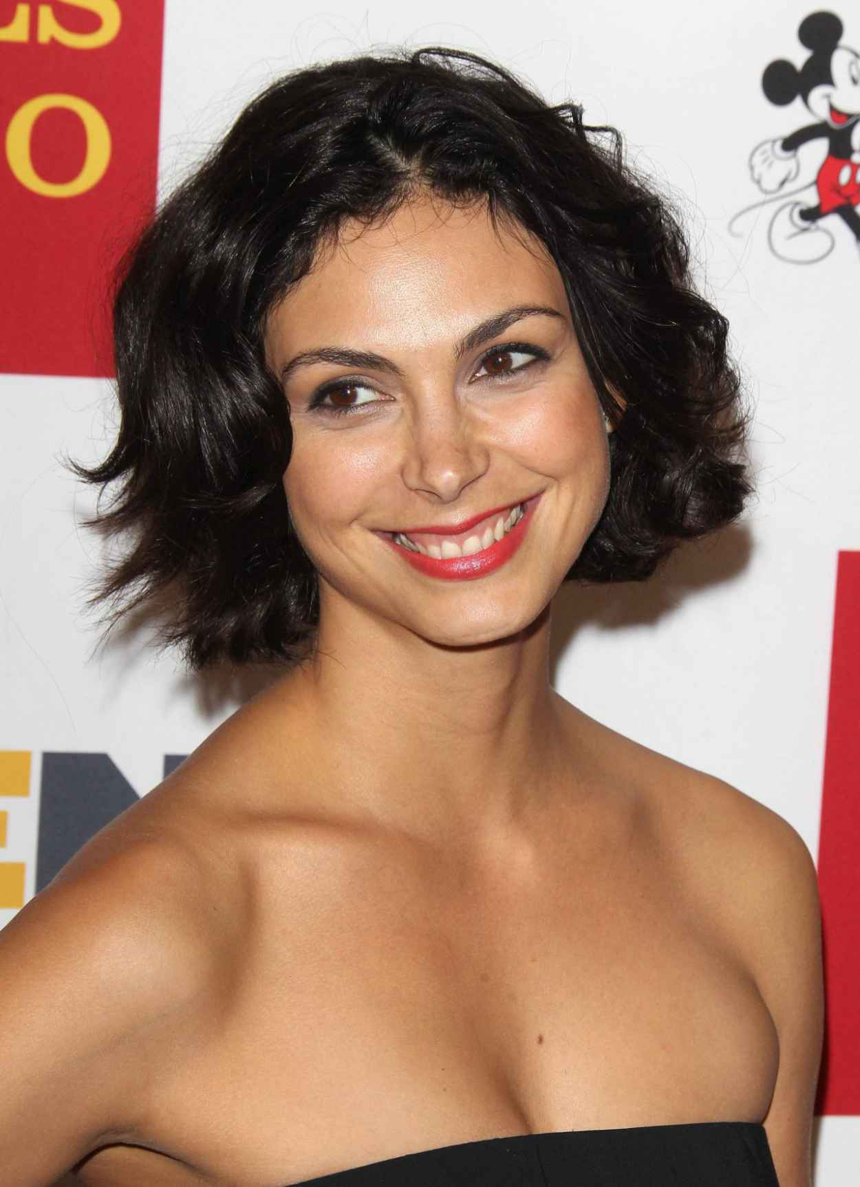 Morena Baccarin - 2015 GLSEN Respect Awards at the Regent Beverly Wilshire, October 2015-3