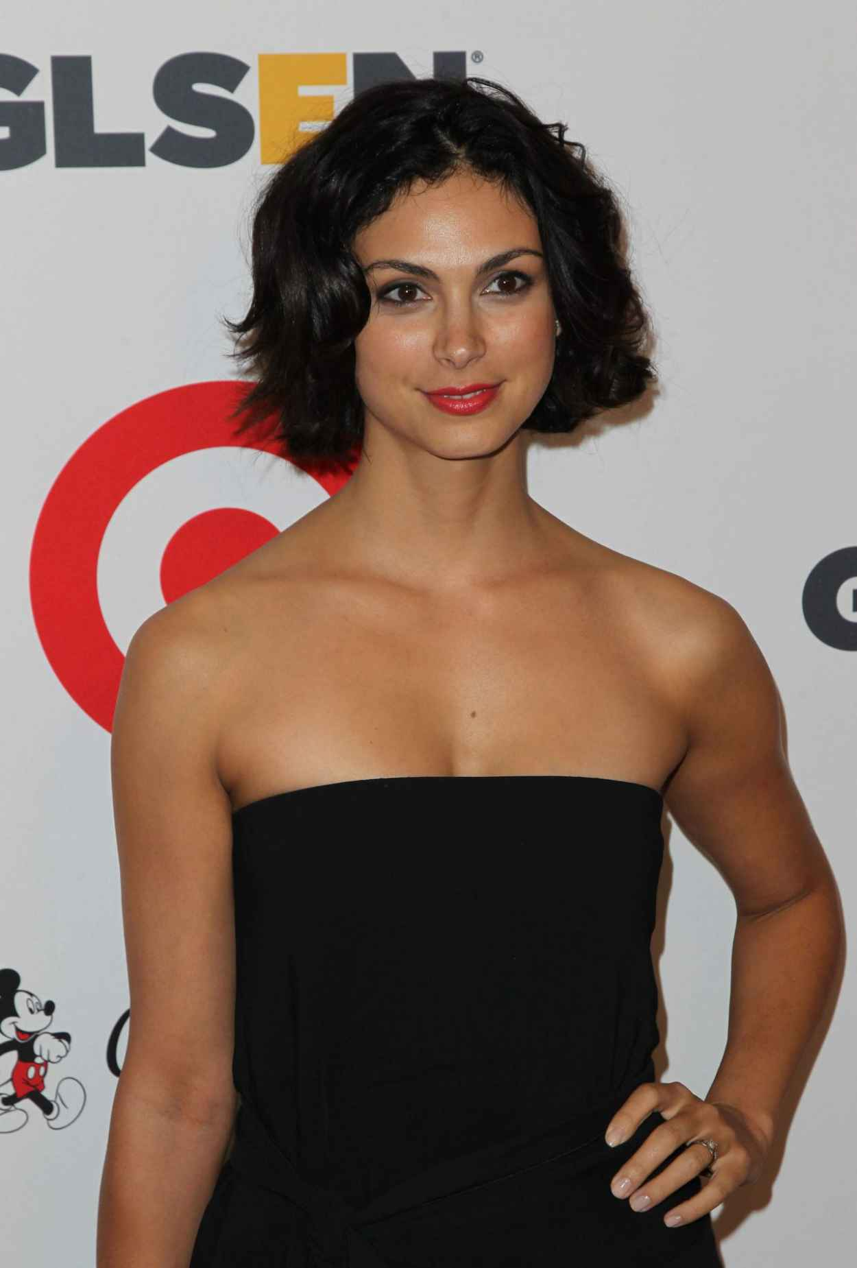 Morena Baccarin - 2015 GLSEN Respect Awards at the Regent Beverly Wilshire, October 2015-5