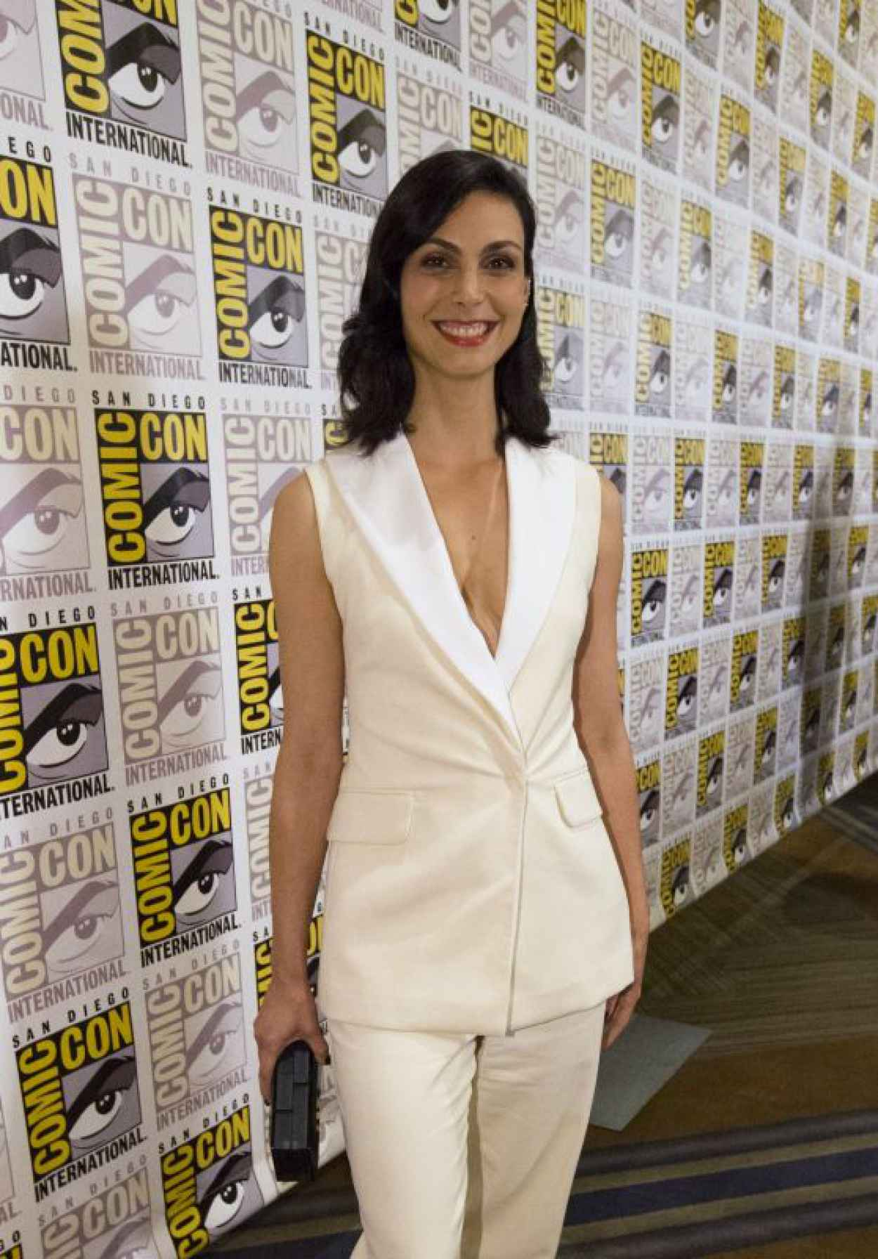 Morena Baccarin - 20th Century Fox press Line at Comic-Con in San Diego, July 2015-1