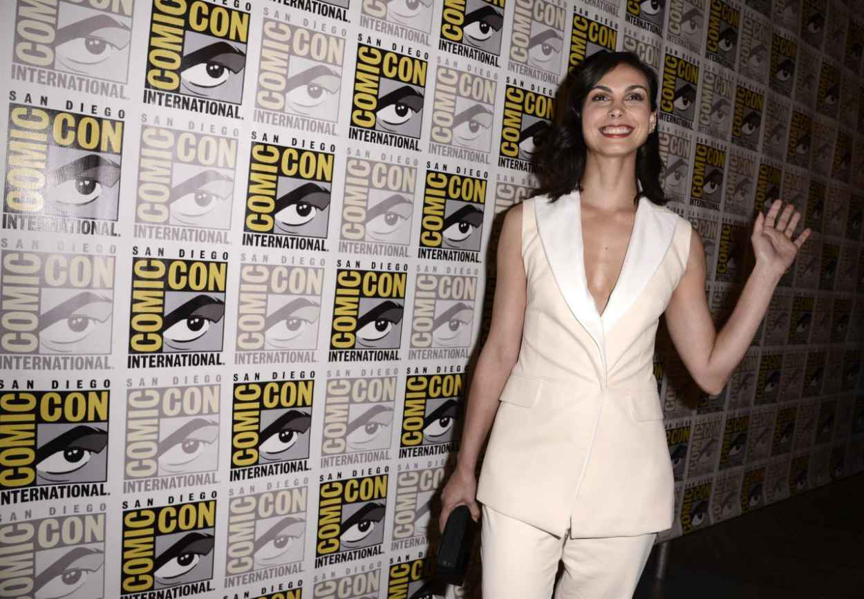 Morena Baccarin - 20th Century Fox press Line at Comic-Con in San Diego, July 2015-2