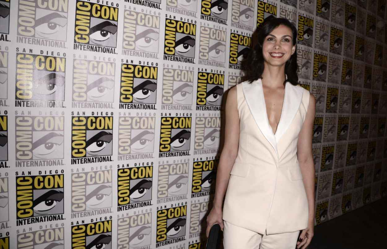 Morena Baccarin - 20th Century Fox press Line at Comic-Con in San Diego, July 2015-3