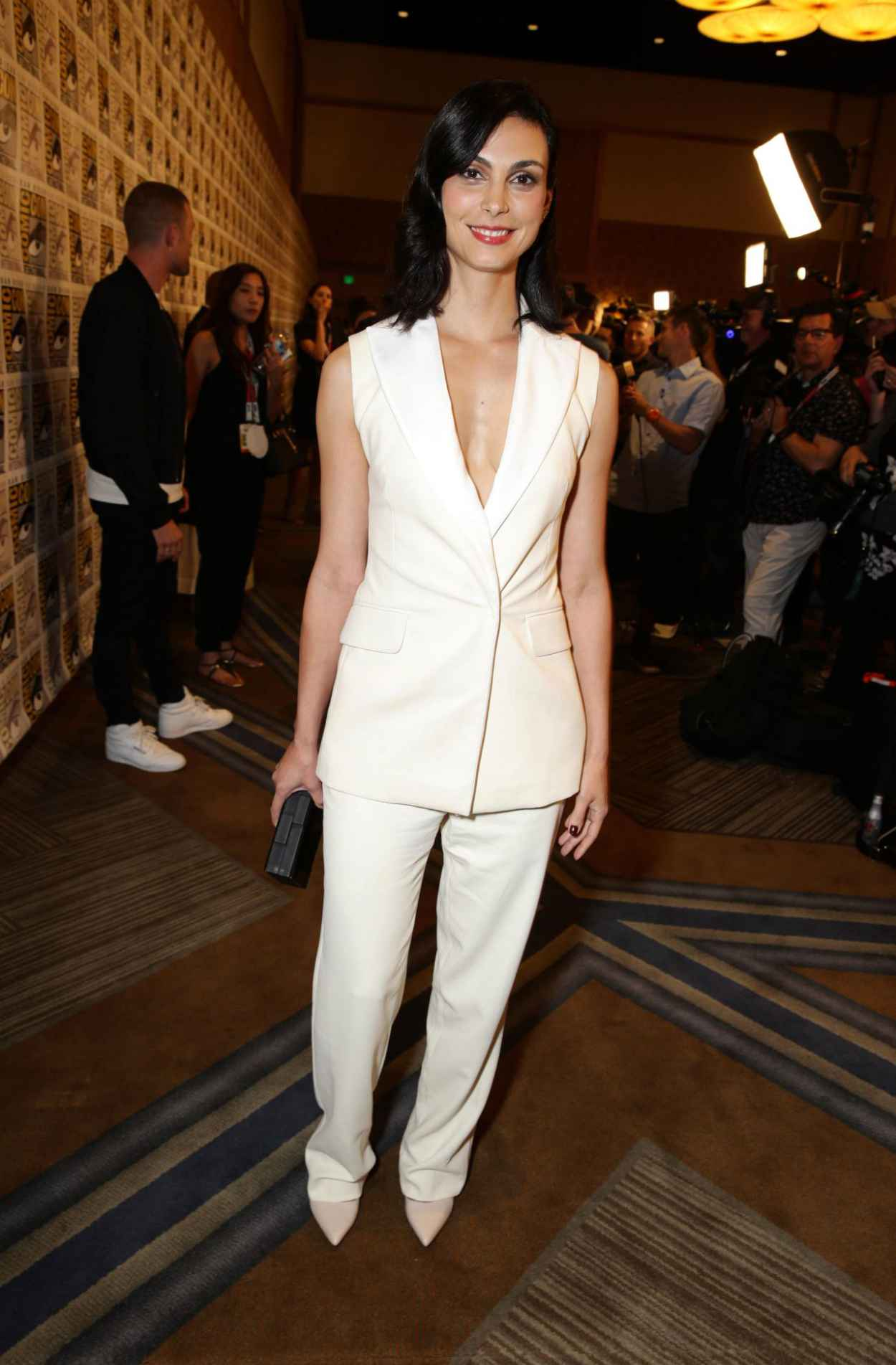 Morena Baccarin - 20th Century Fox press Line at Comic-Con in San Diego, July 2015-4