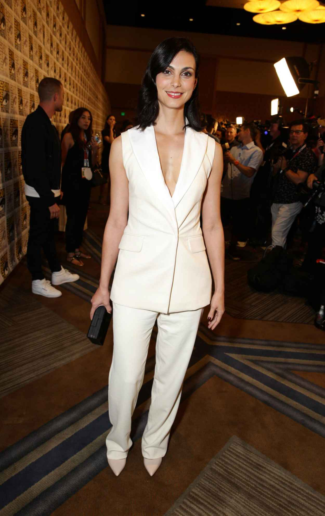 Morena Baccarin - 20th Century Fox press Line at Comic-Con in San Diego, July 2015-5