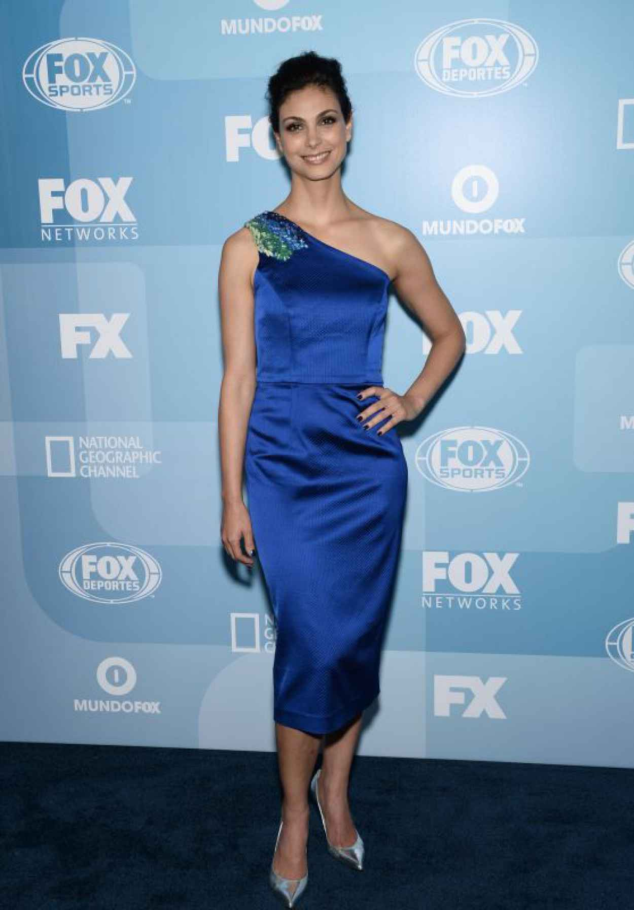Morena Baccarin - Fox Network 2015 Programming Upfront in New York City-1