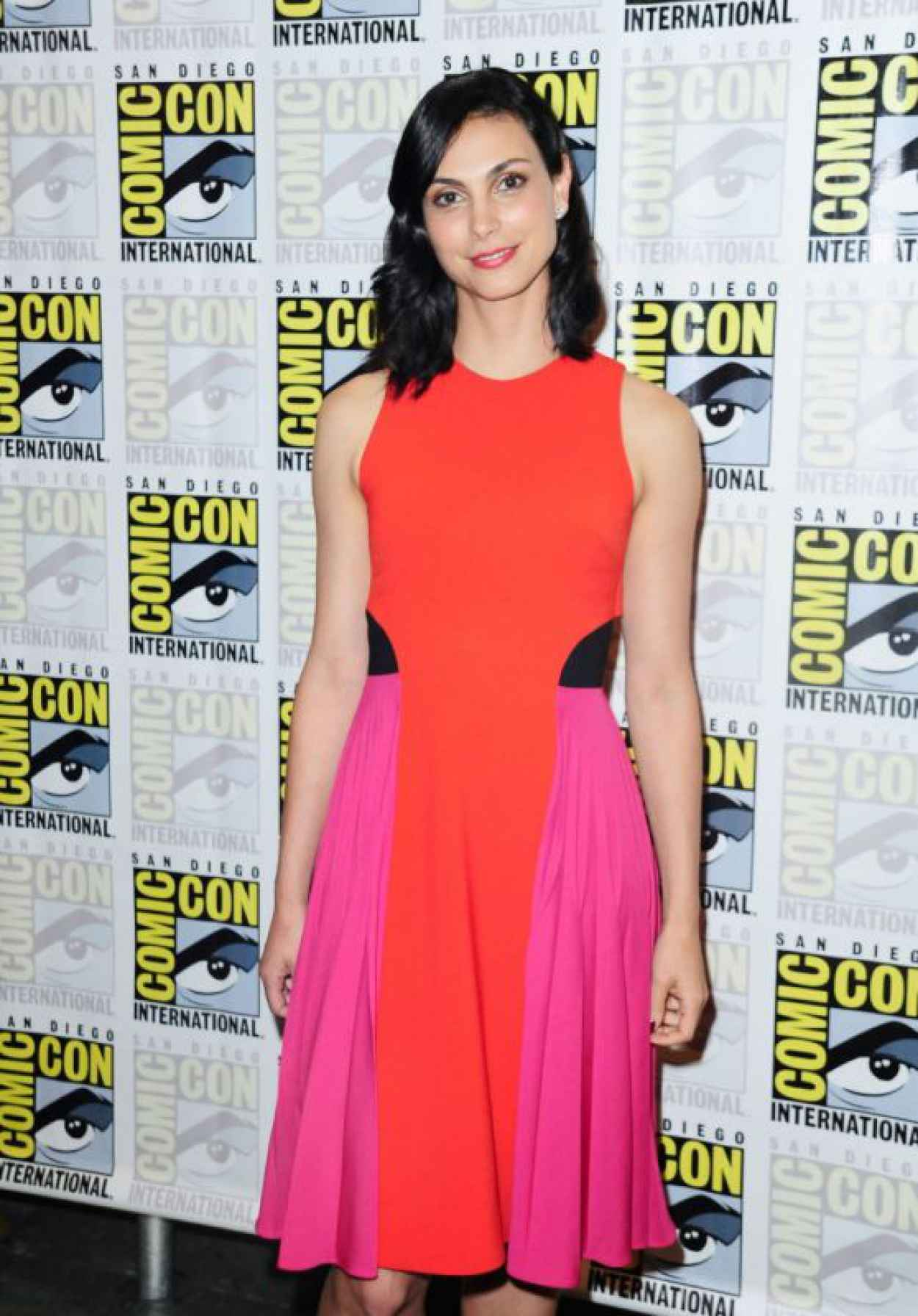 Morena Baccarin - Gotham Press Line at Comic Con in San Diego-1
