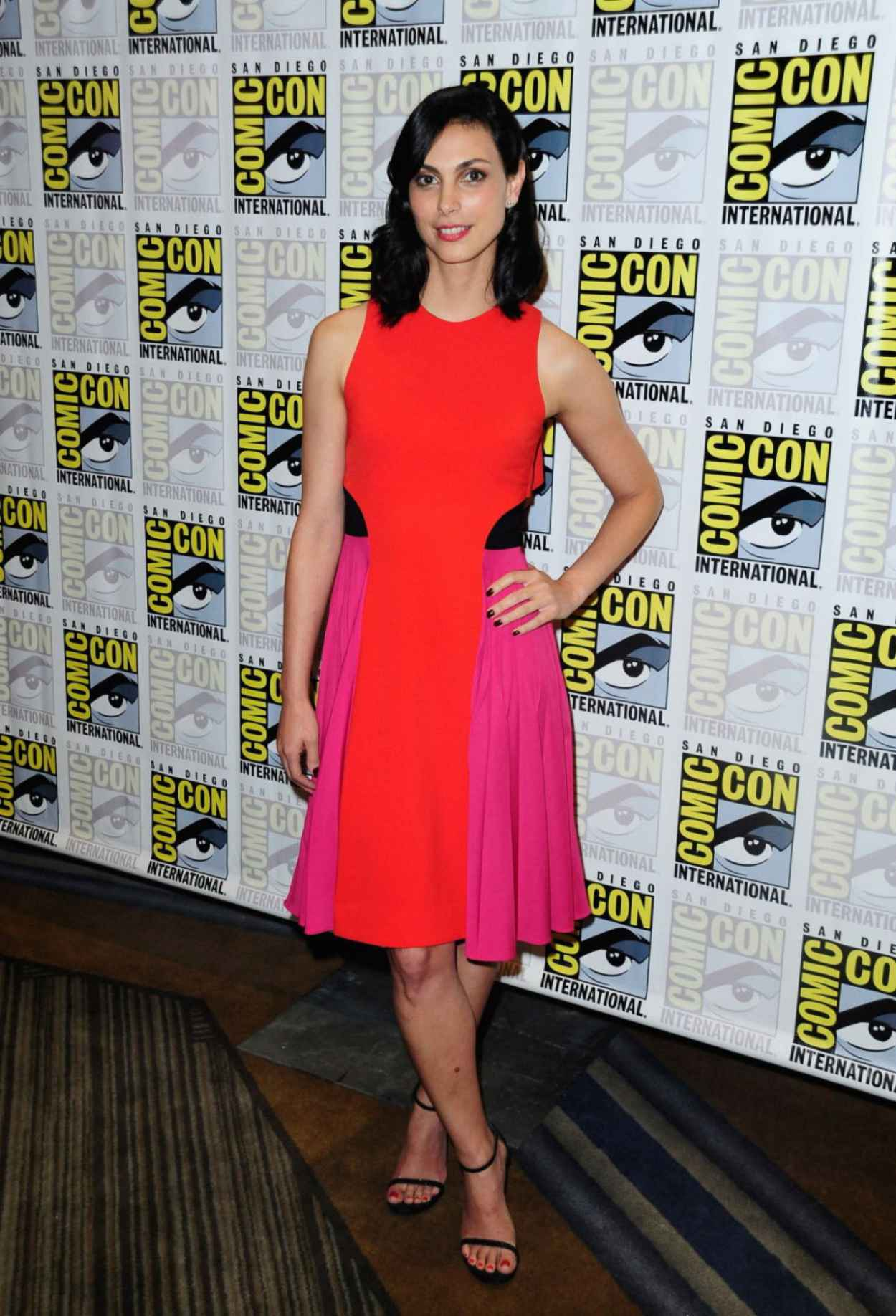 Morena Baccarin - Gotham Press Line at Comic Con in San Diego-2