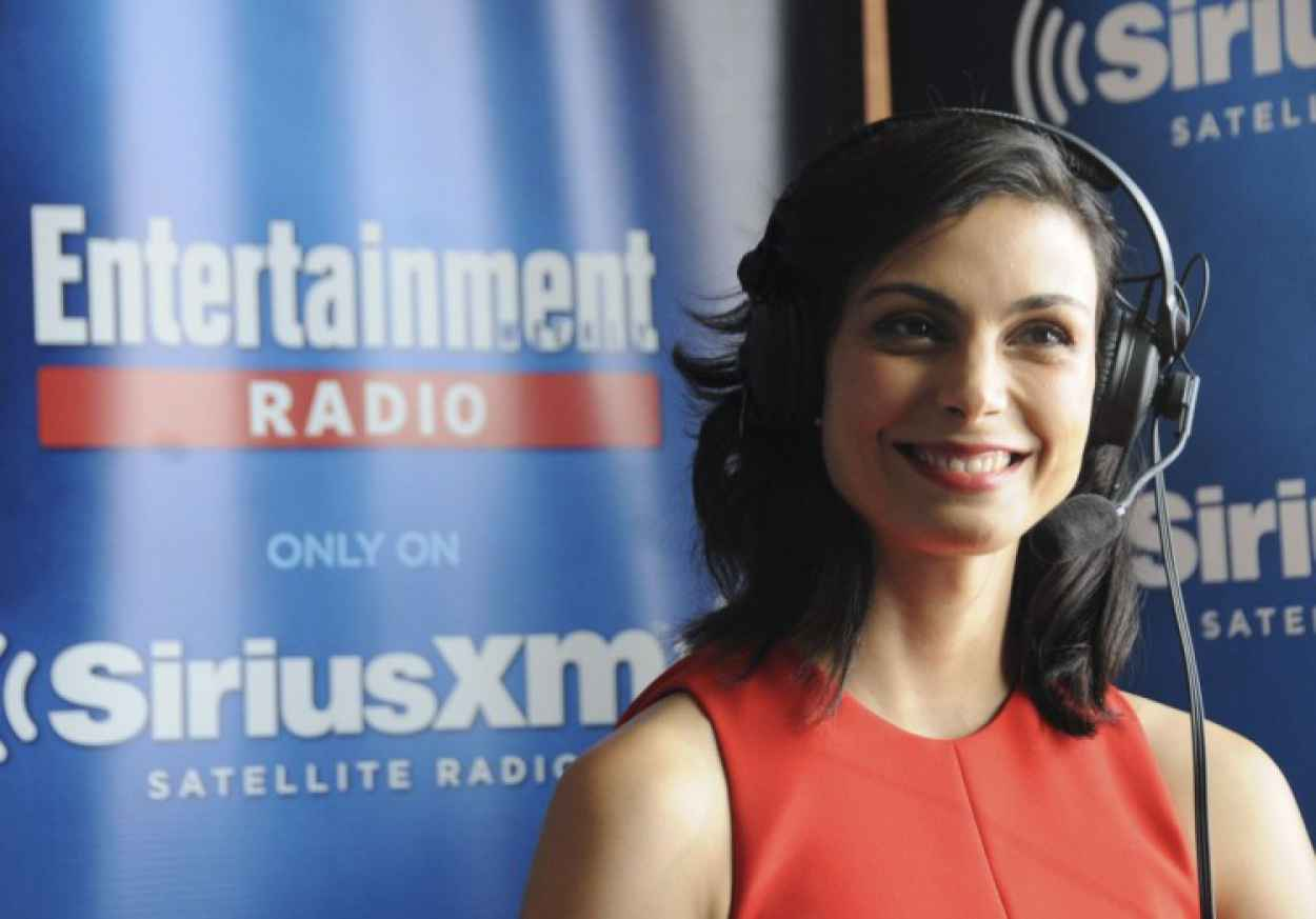 Morena Baccarin - SiriusXMs EW Radio Channel Broadcasts From Comic-Con in San Diego-1