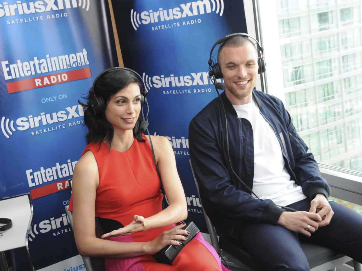 Morena Baccarin - SiriusXMs EW Radio Channel Broadcasts From Comic-Con in San Diego-2
