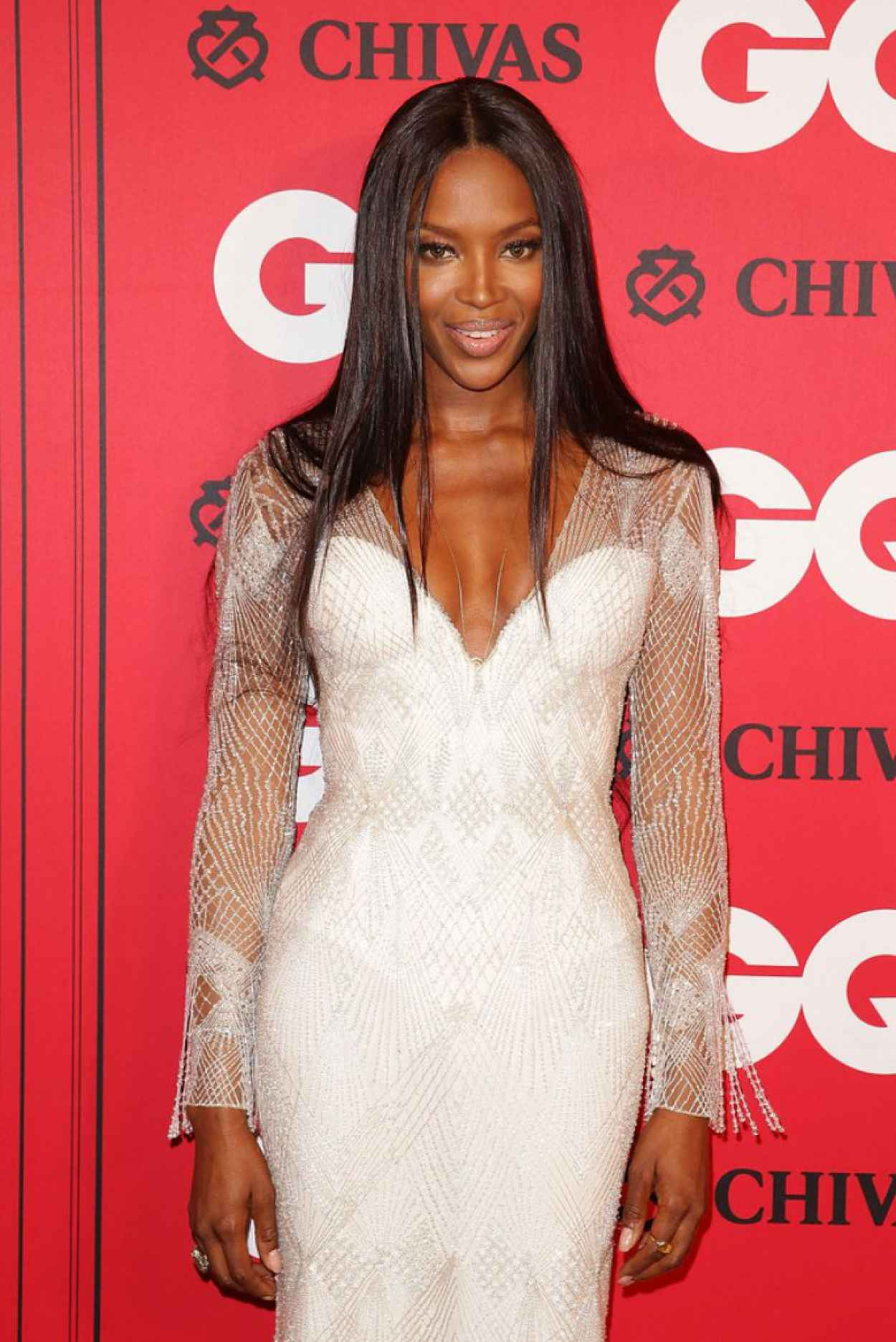 Naomi Campbell at GQ Men of the Year Awards in Sydney-1