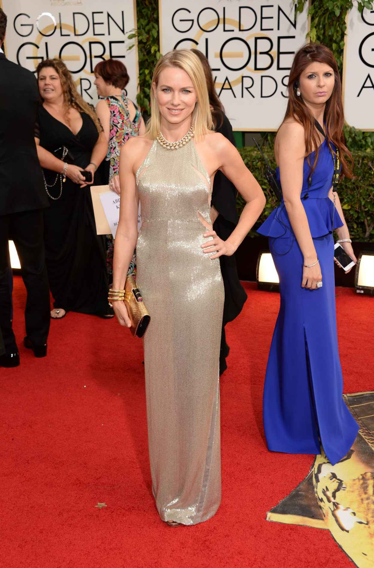 Naomi Watts at 2015 Golden Globe Awards in Beverly Hills-1