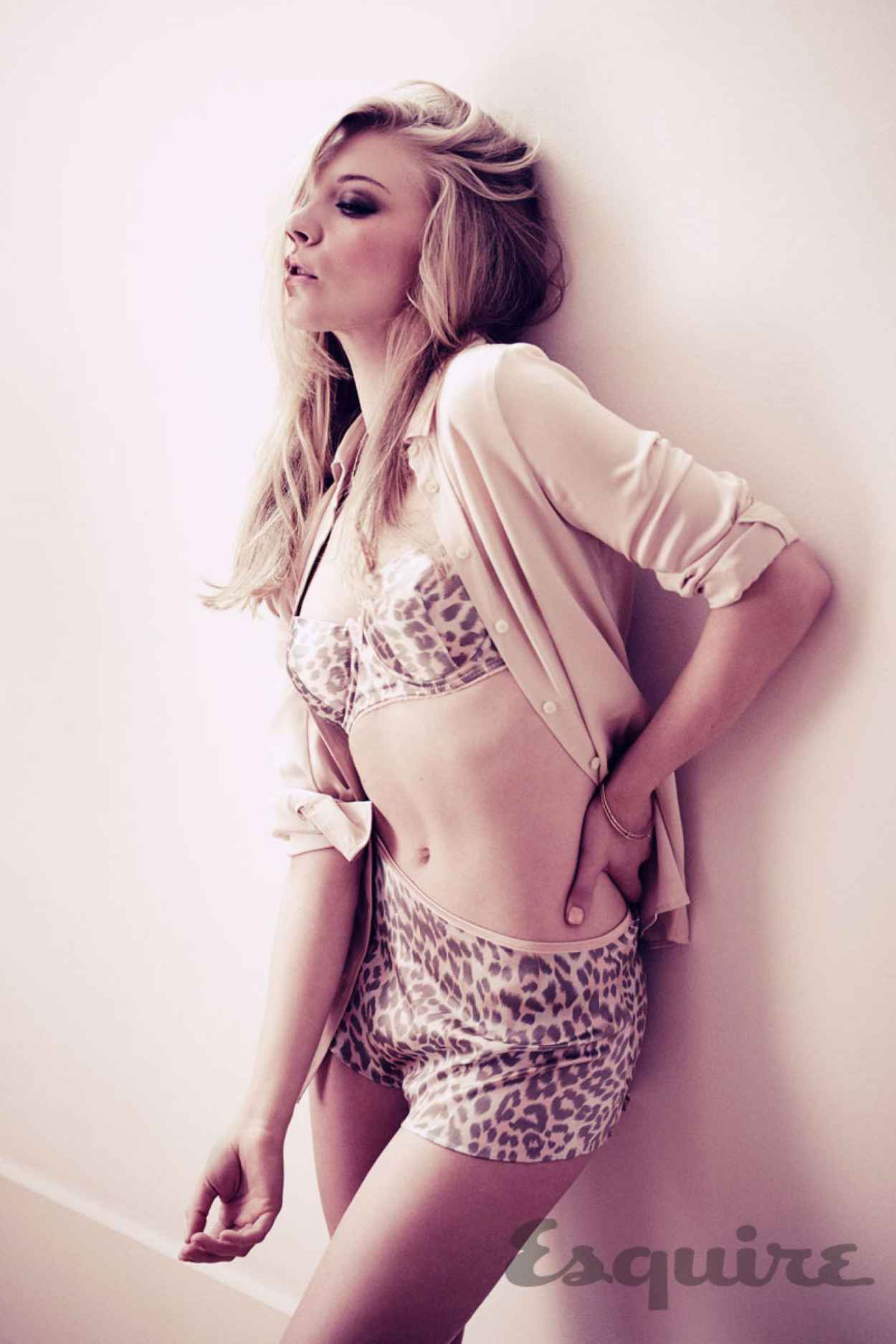 Natalie Dormer - Esquire Magazine, November 2015-1