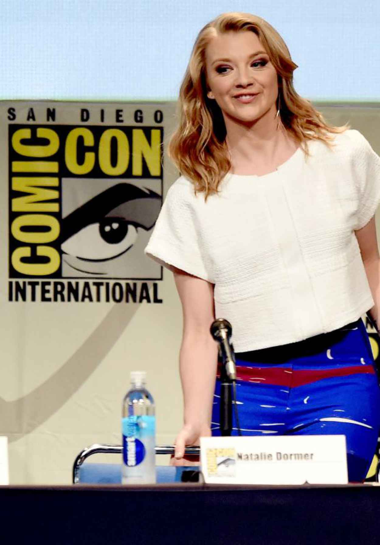 Natalie Dormer - Game of Thrones Panel - 2015 Comic Con in San Diego-1