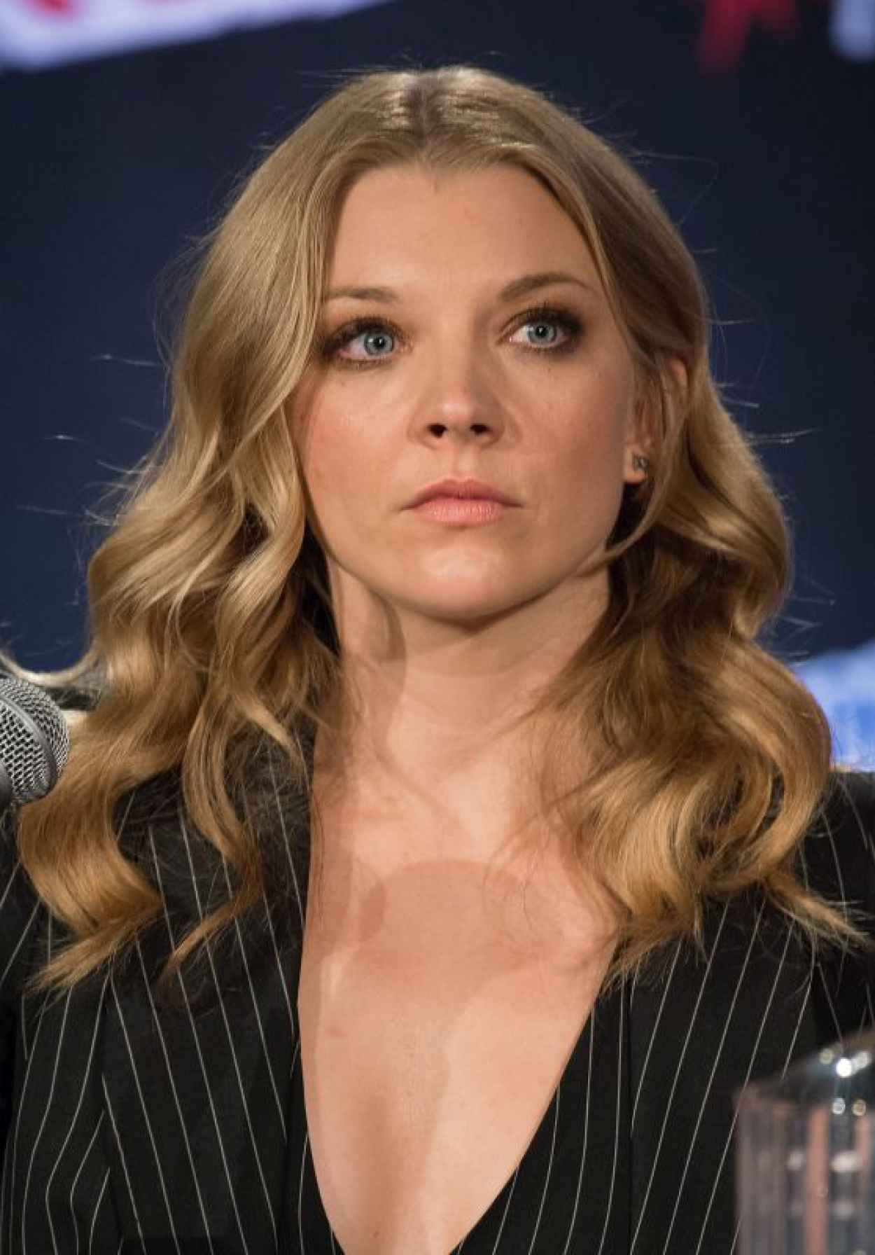 Natalie Dormer - Game of Thrones Panel at New York Comic Con, October 2015-1