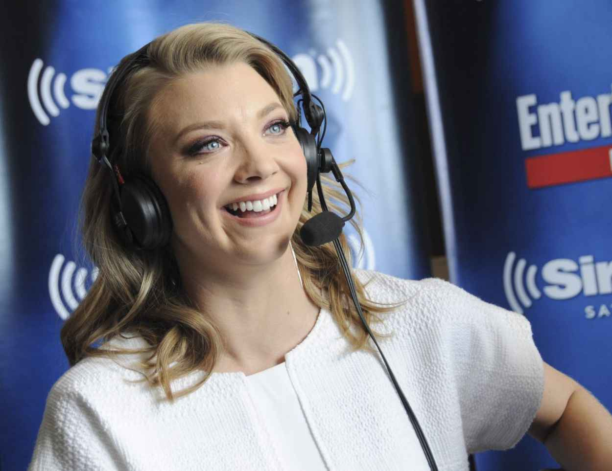 Natalie Dormer - SiriusXMs Entertainment Weekly Broadcast during Comic Con in San Diego-3